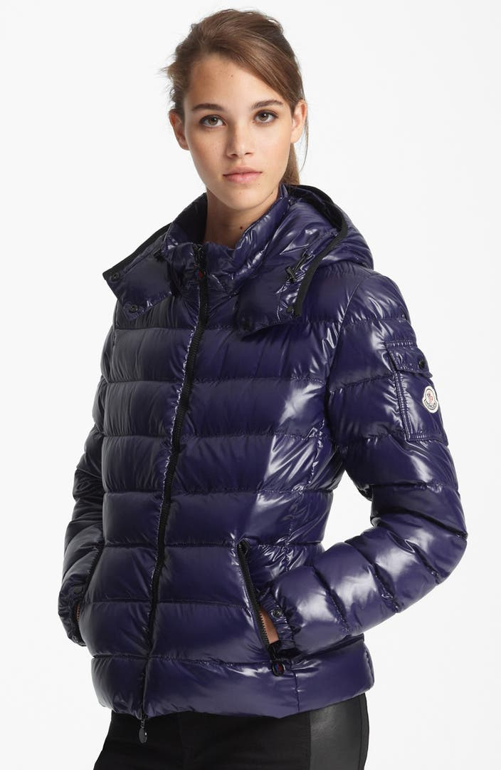 moncler 39 bady 39 short down coat nordstrom. Black Bedroom Furniture Sets. Home Design Ideas