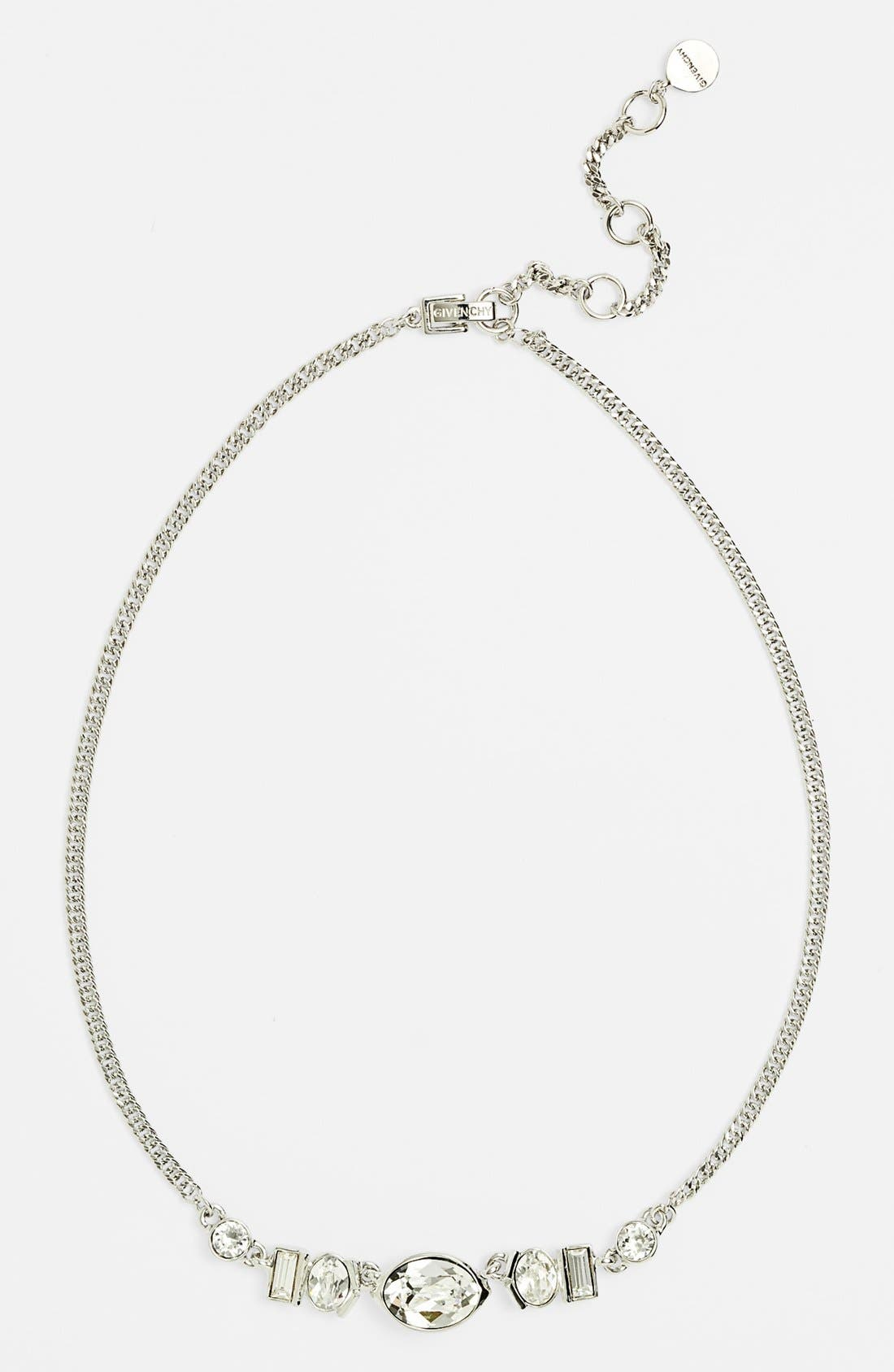 Alternate Image 1 Selected - Givenchy Frontal Necklace (Nordstrom Exclusive)