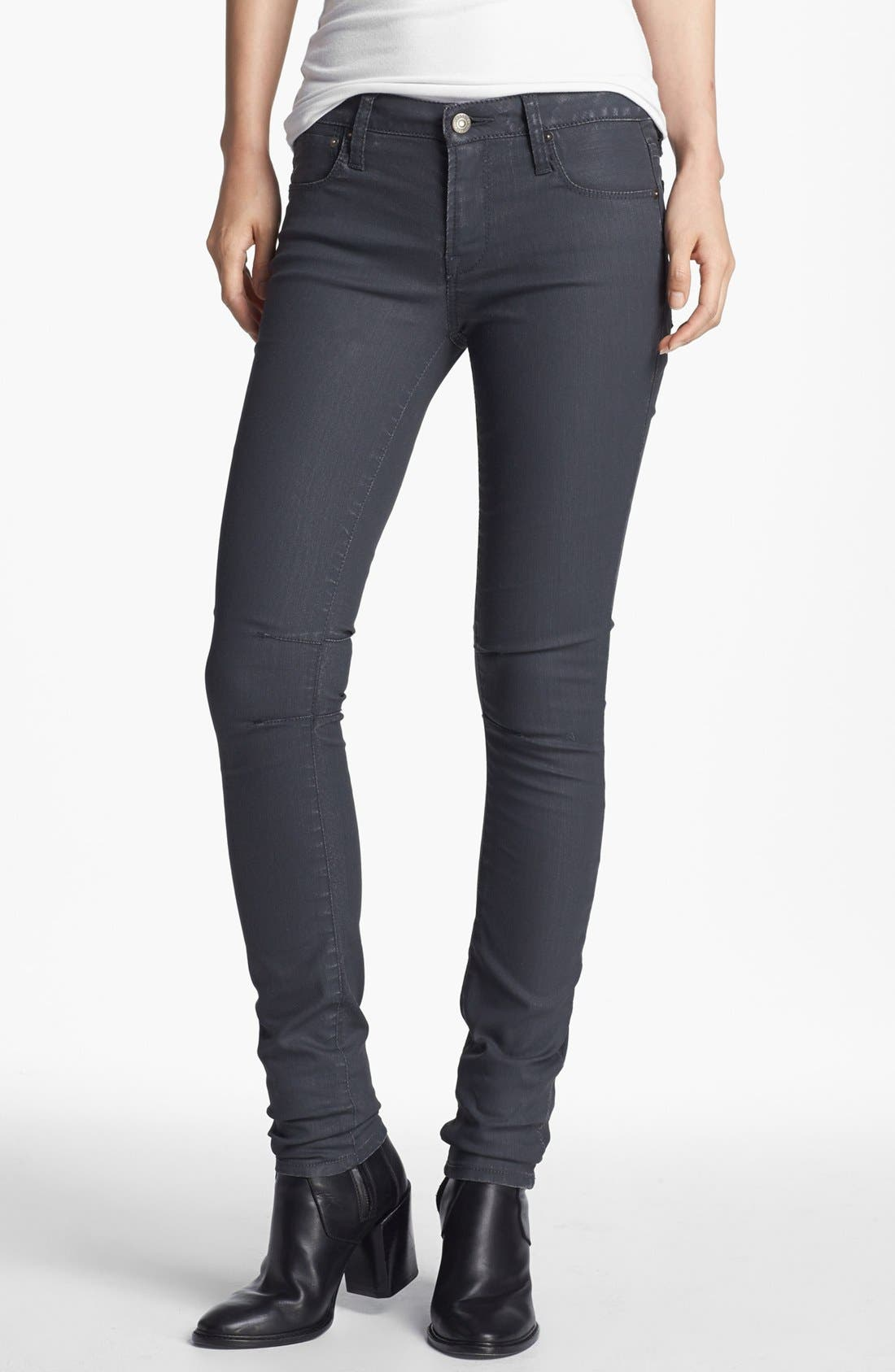 Alternate Image 1 Selected - HELMUT Helmut Lang 'Shale' Skinny Stretch Jeans