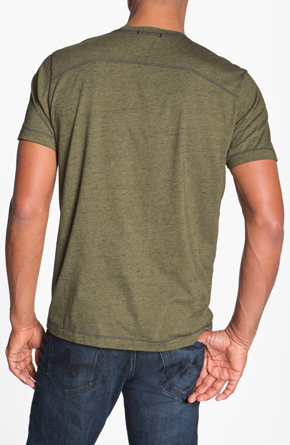 Alternate Image 2  - Agave Crewneck T-Shirt