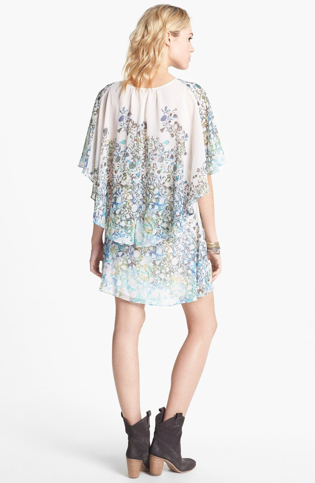 Alternate Image 2  - Free People 'Sparks Fly' Blouson Dress