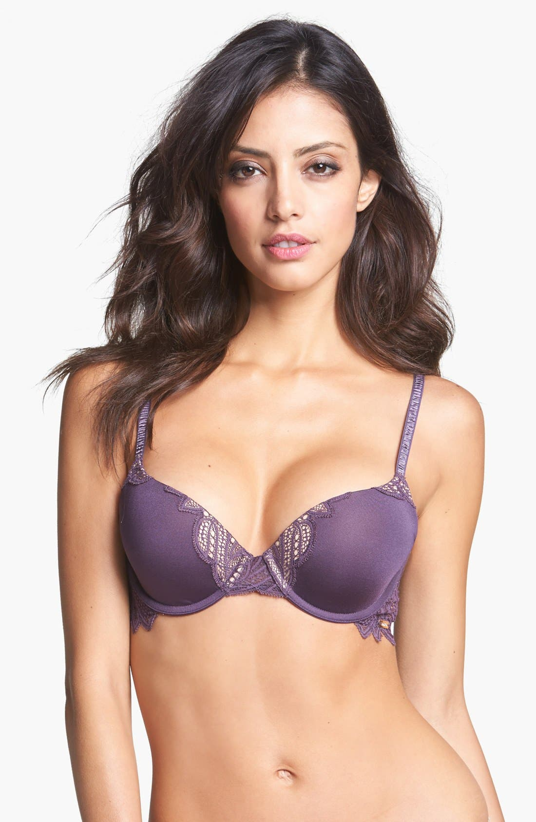 Alternate Image 1 Selected - Calvin Klein Convertible Underwire Bra