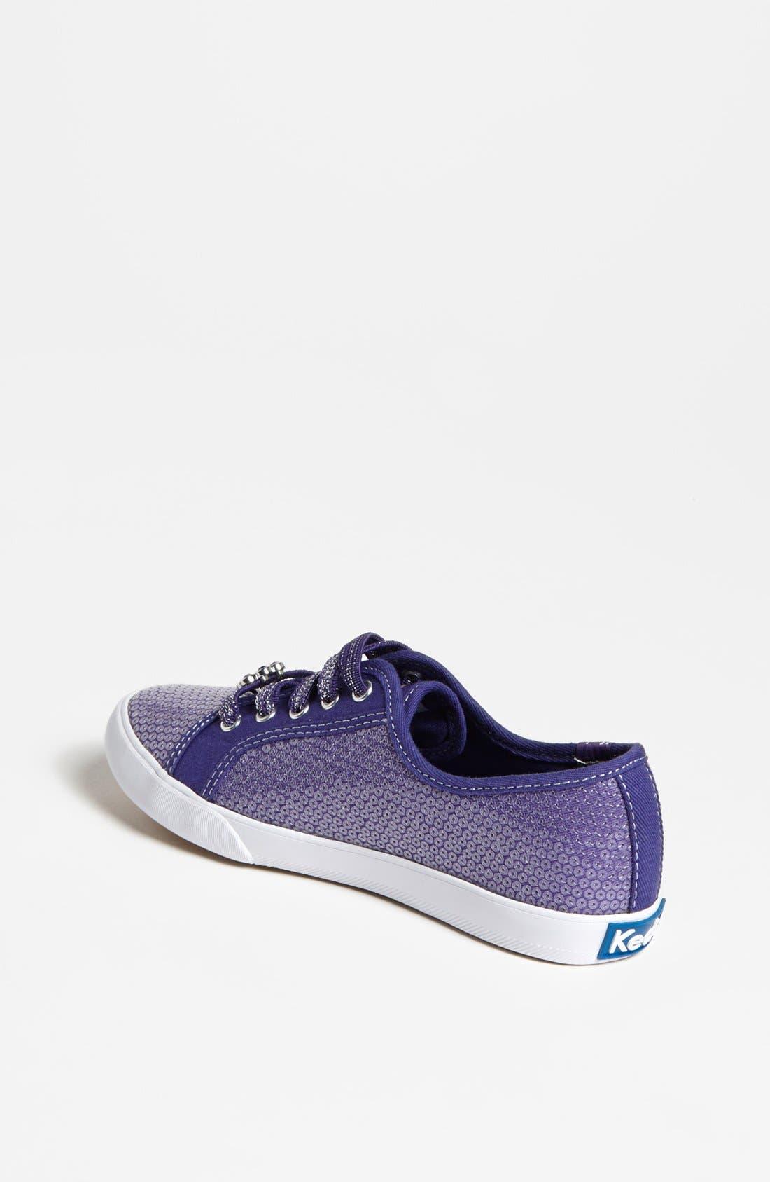 Alternate Image 2  - Keds® 'Celeb' Slip-On Sneaker (Little Kid & Big Kid)