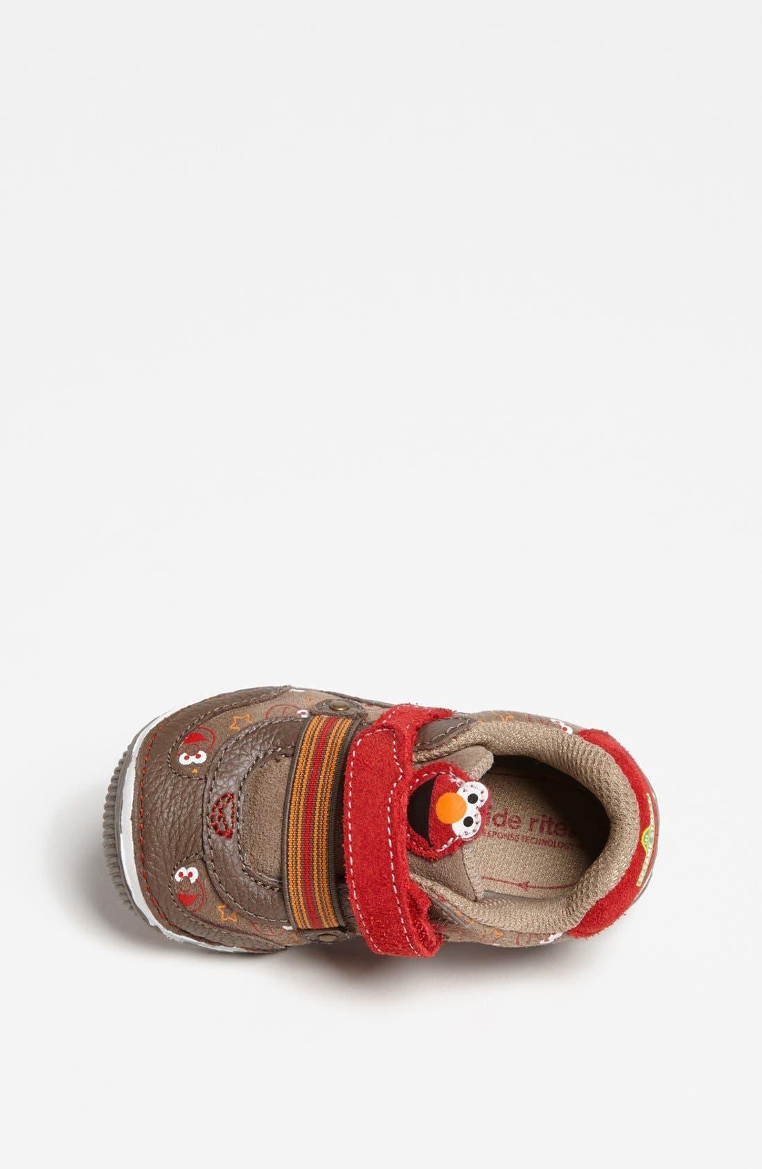 Alternate Image 3  - Stride Rite ' Embracers™ - Elmo™' Sneaker (Baby, Walker & Toddler)