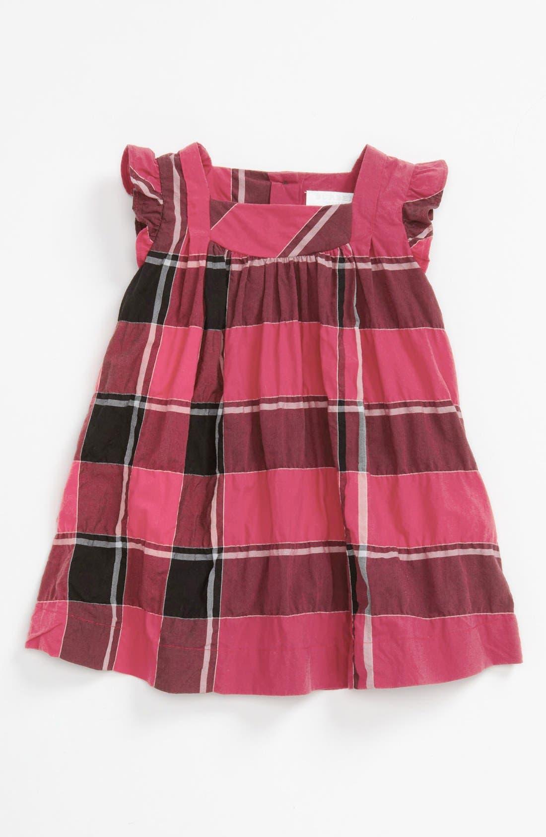 Main Image - Burberry 'Desire' Dress (Baby Girls)