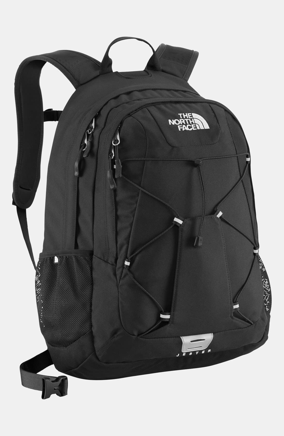Alternate Image 1 Selected - The North Face 'Jester' Backpack (Girls)