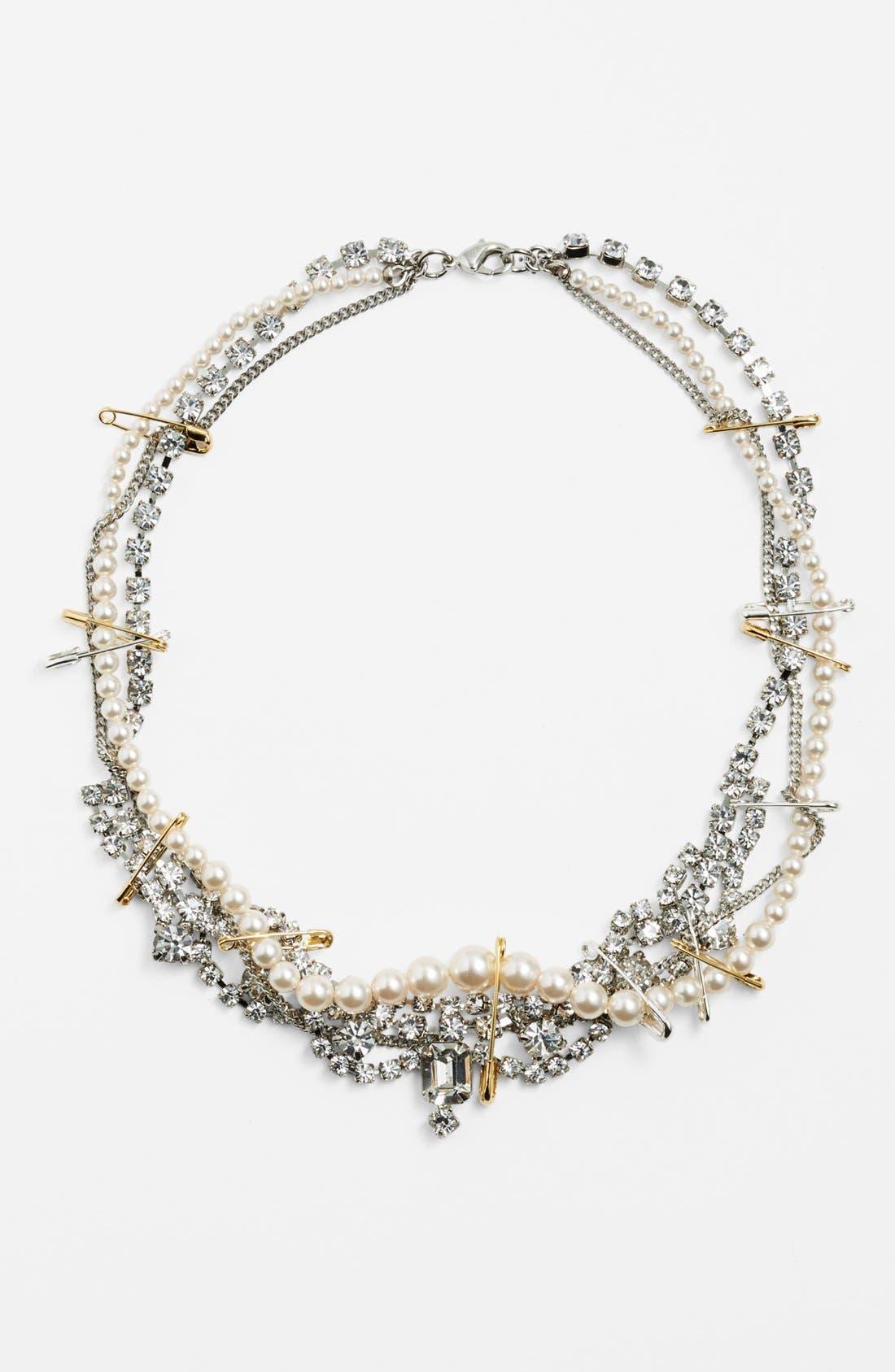 Alternate Image 1 Selected - Tom Binns 'Pearls in Peril' Necklace