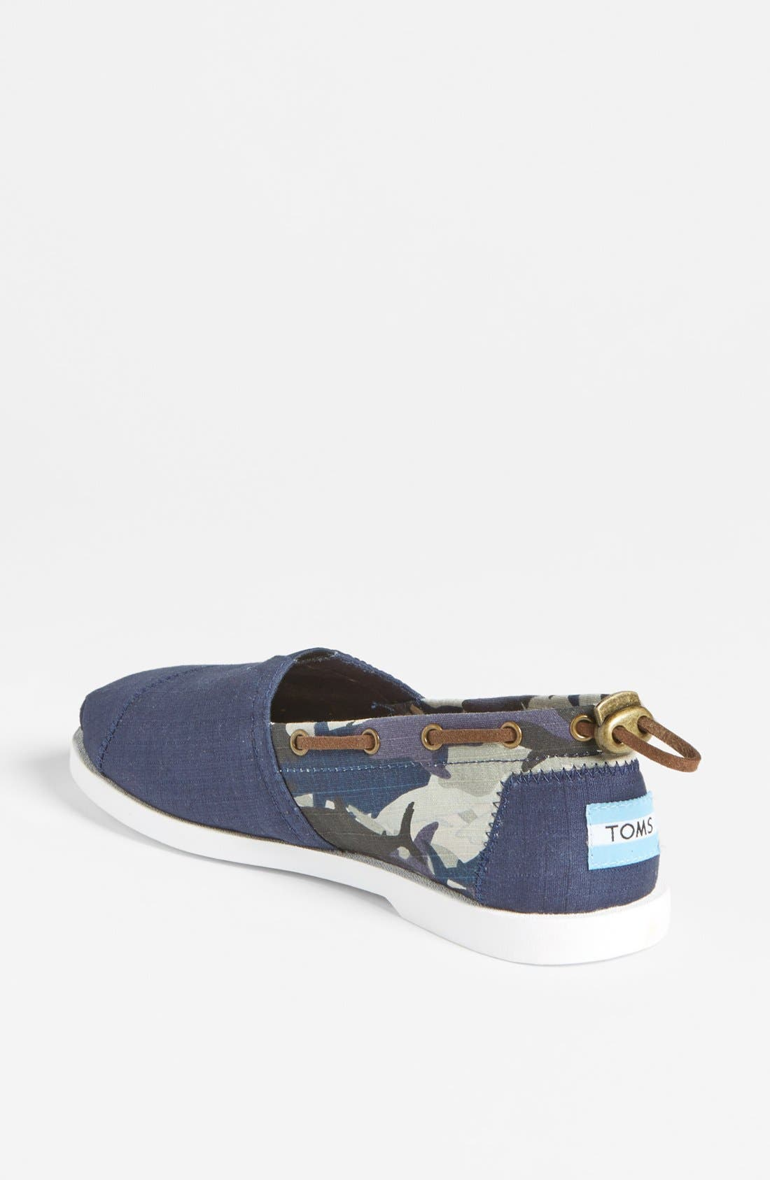 Alternate Image 2  - TOMS 'Bimini - Shark Week'  Slip-On (Women) (Limited Edition)