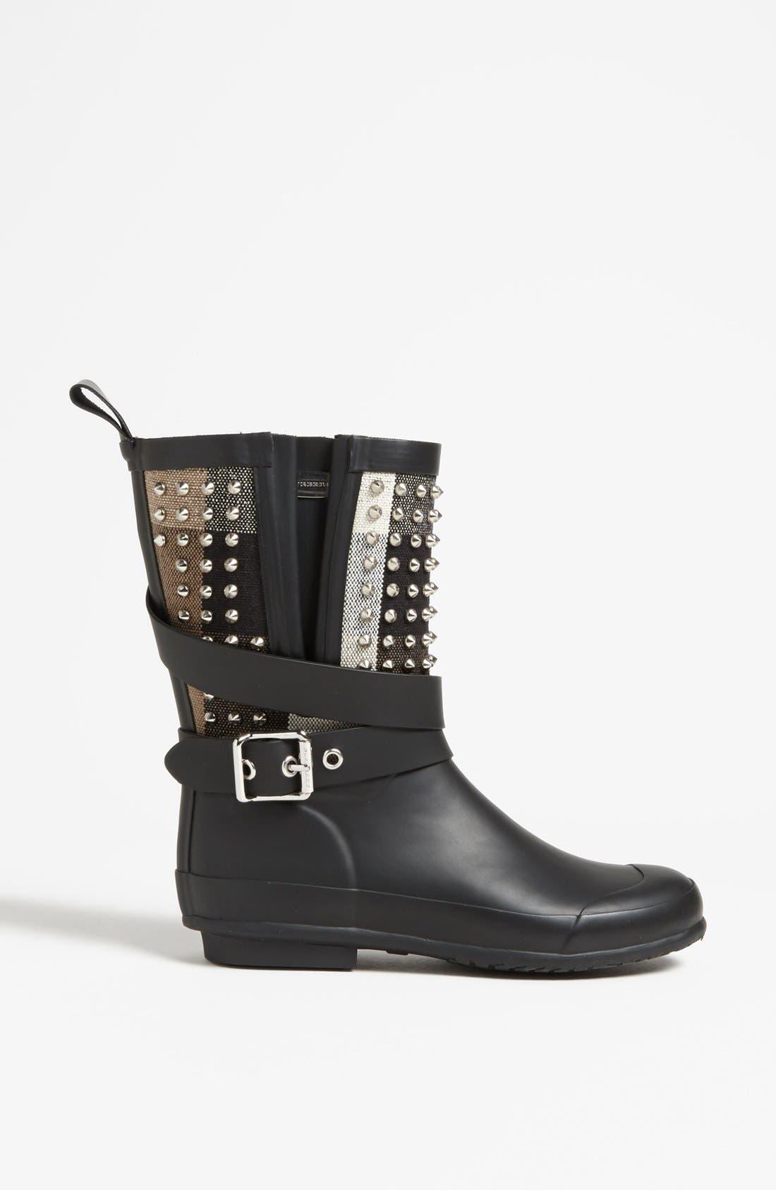 Alternate Image 4  - Burberry 'Holloway' Rain Boot (Women)