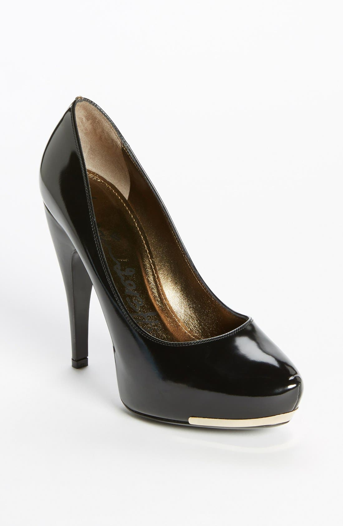 Alternate Image 1 Selected - Lanvin Internal Platform Pump