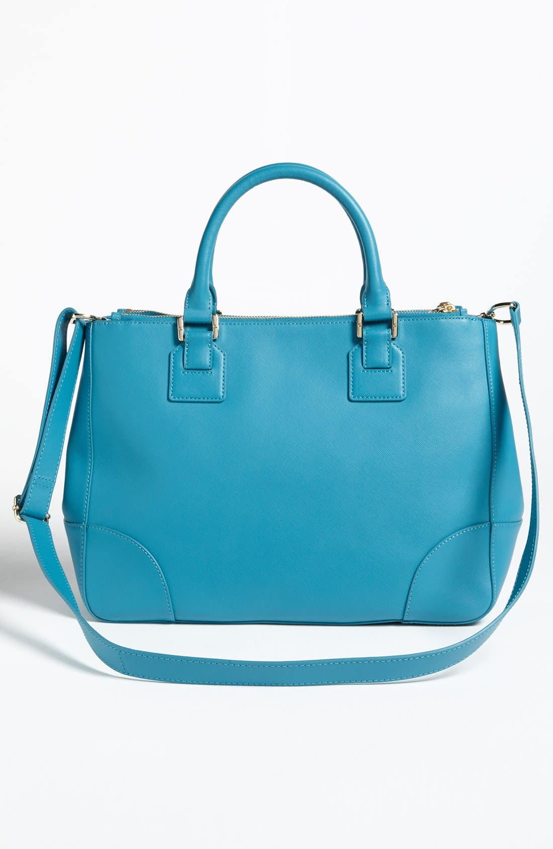 Alternate Image 4  - Tory Burch 'Robinson' Double Zip Tote