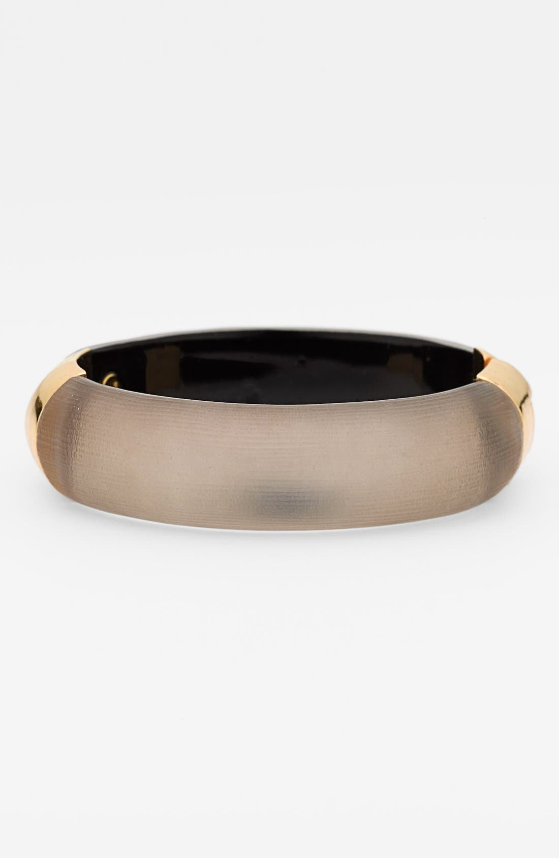 Main Image - Alexis Bittar 'Lucite® - Neo Bohemian' Large Hinged Bracelet