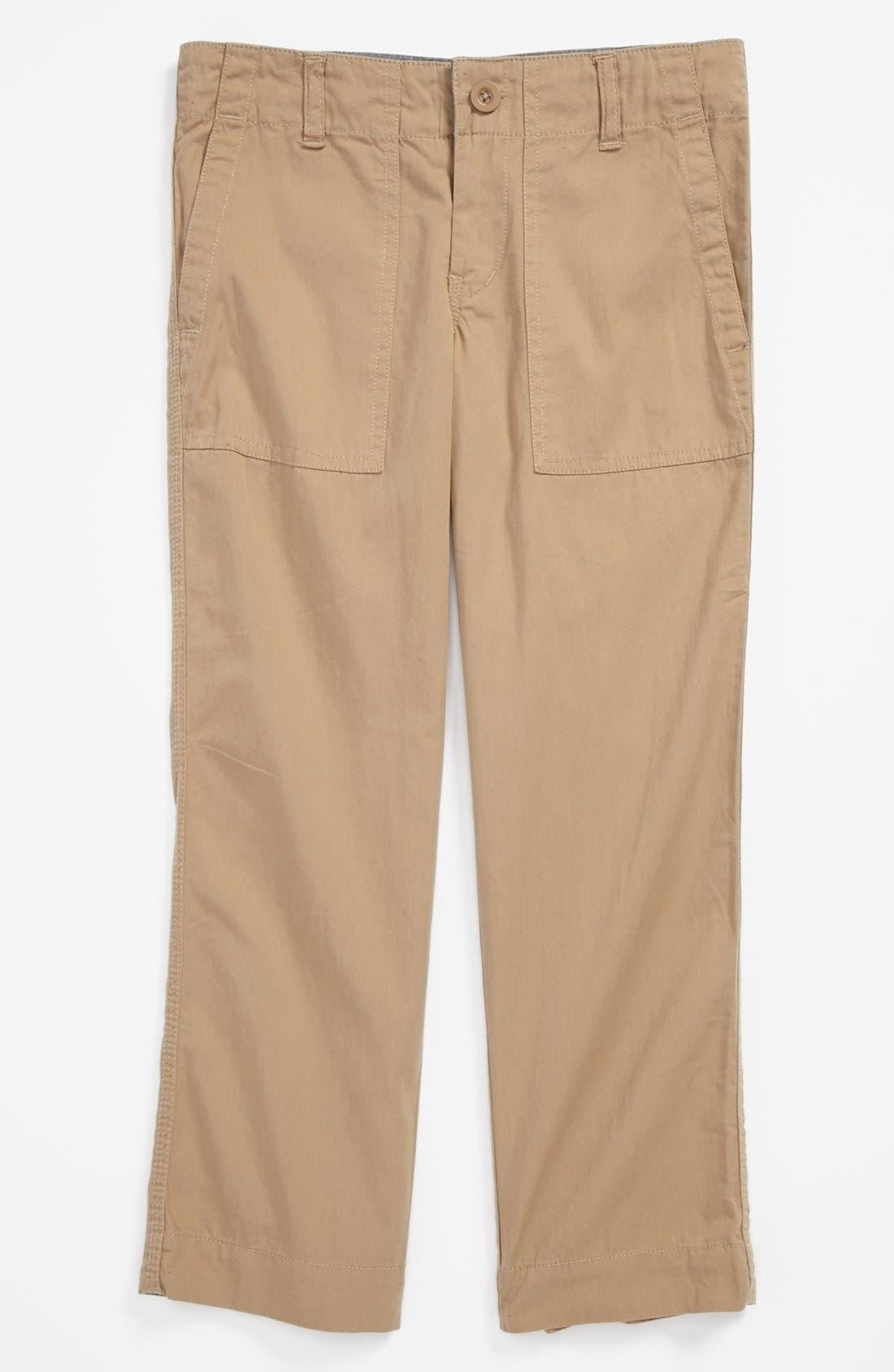 Main Image - Peek 'Tilden' Utility Pants (Big Boys)
