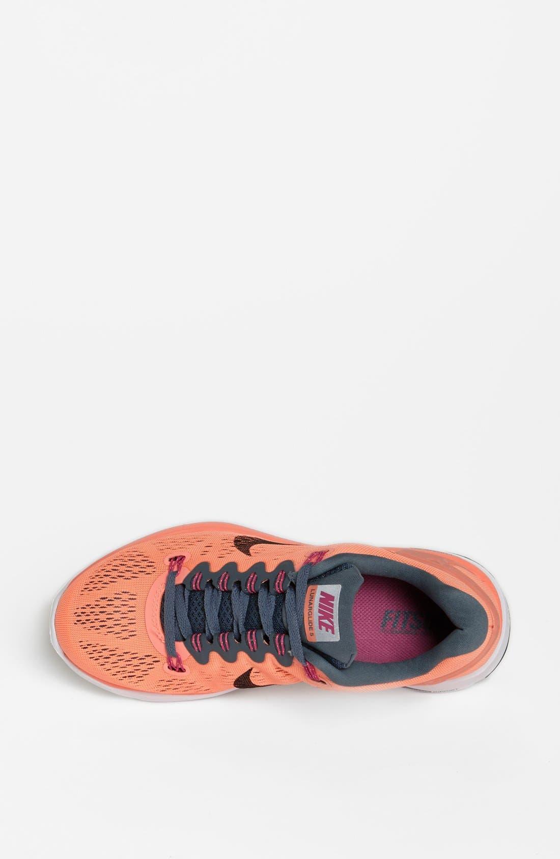 Alternate Image 3  - Nike 'LunarGlide 5' Running Shoe (Women)