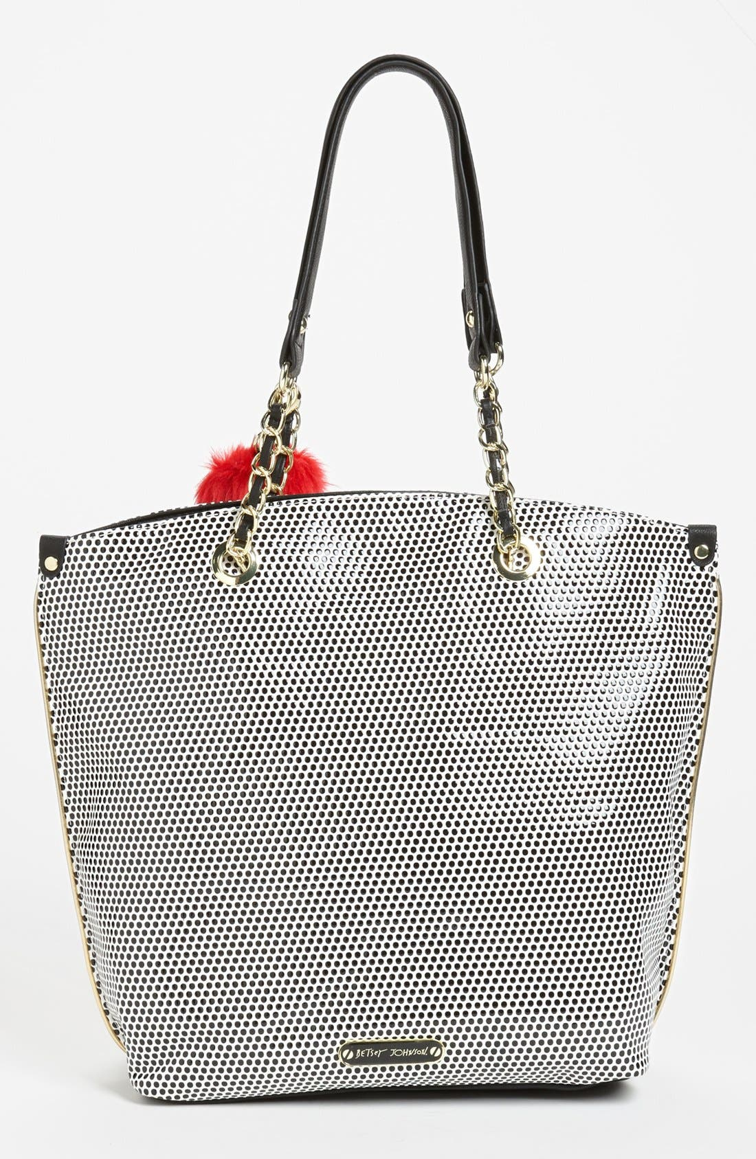 Alternate Image 3  - Betsey Johnson 'Super Betsey' Tote