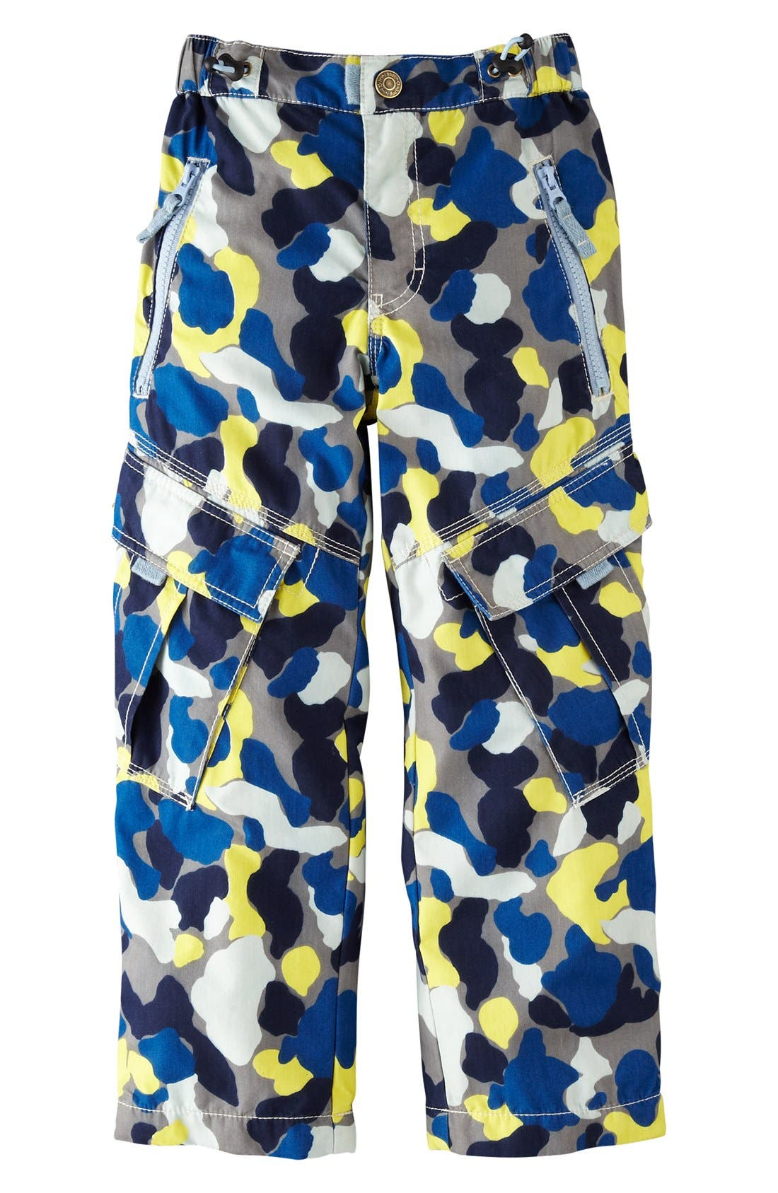 Main Image - Mini Boden Jersey Lined Skate Pants (Toddler Boys, Little Boys & Big Boys)