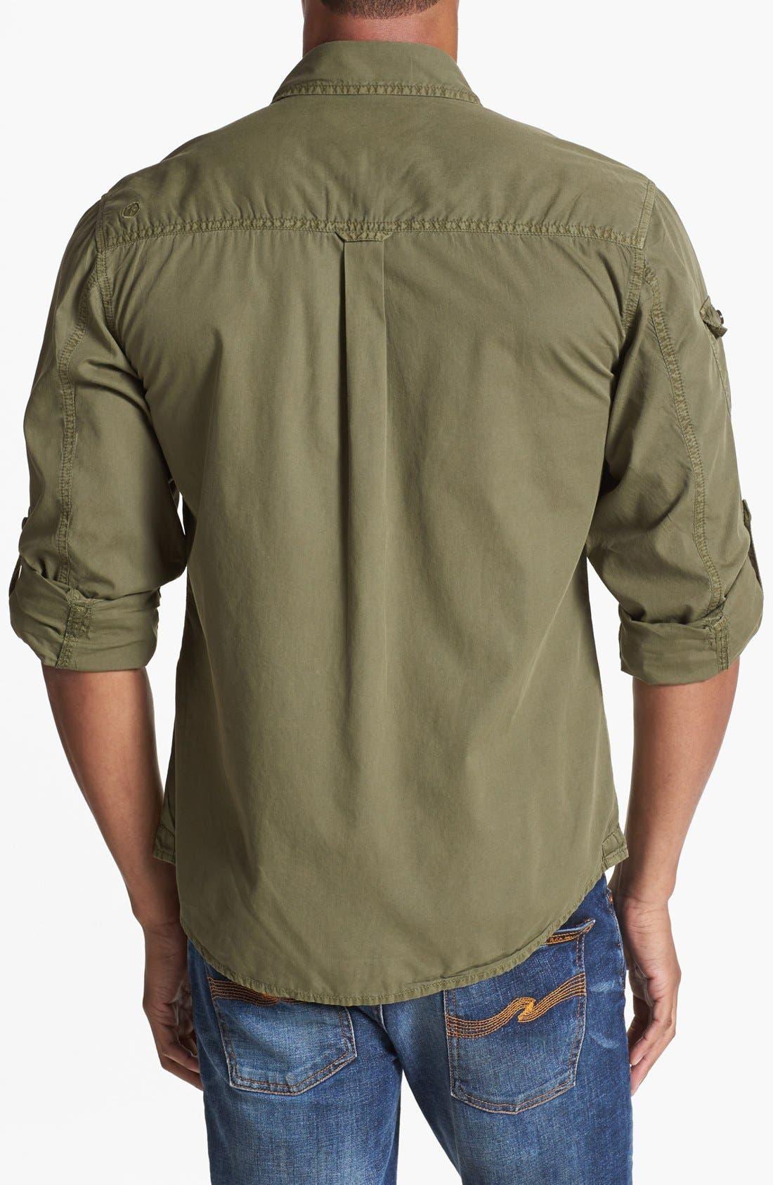 Alternate Image 2  - Tankfarm 'Deploy' Woven Shirt