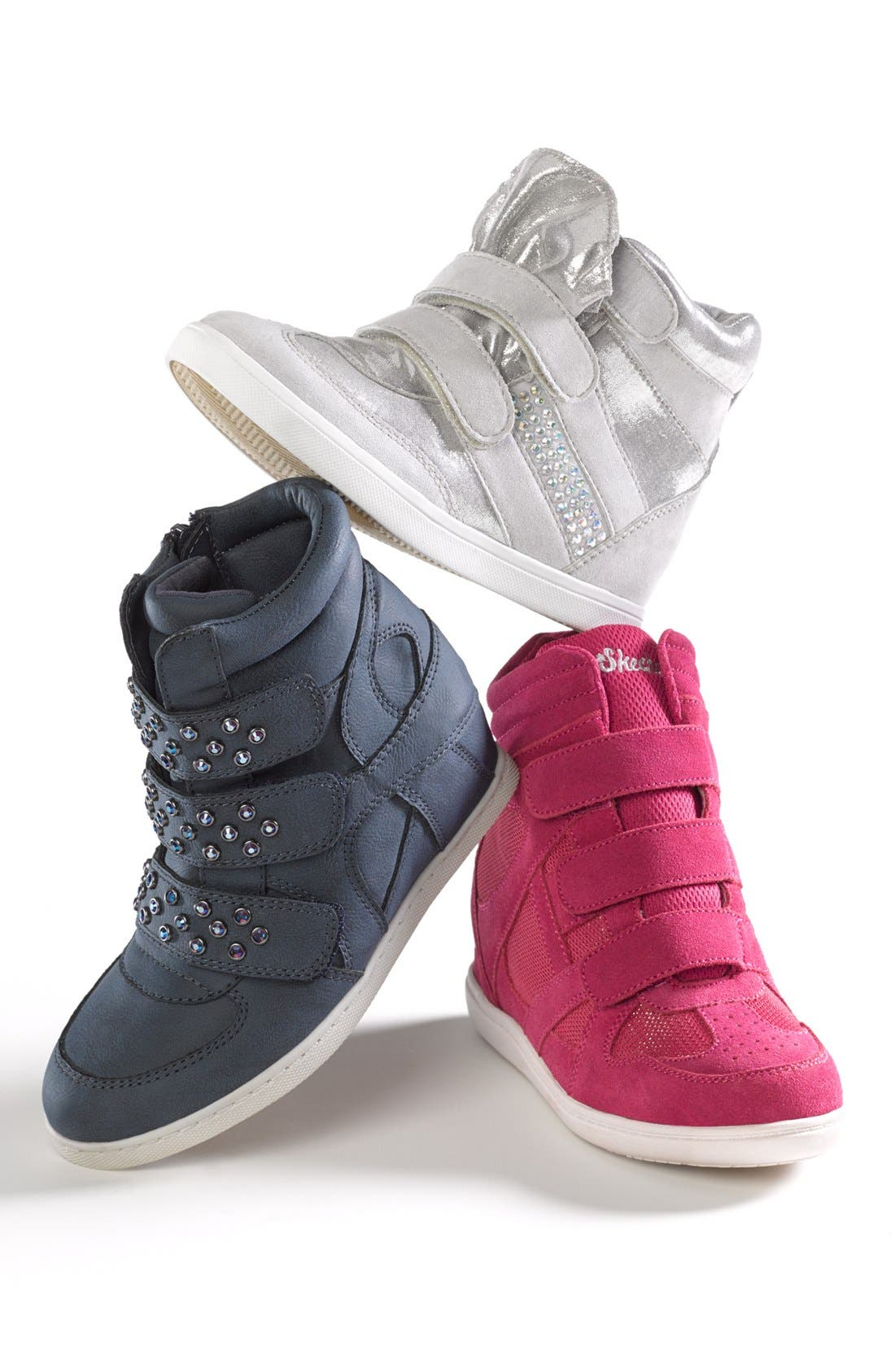 Alternate Image 6  - Steve Madden 'Melody' Sneaker (Little Kid & Big Kid)