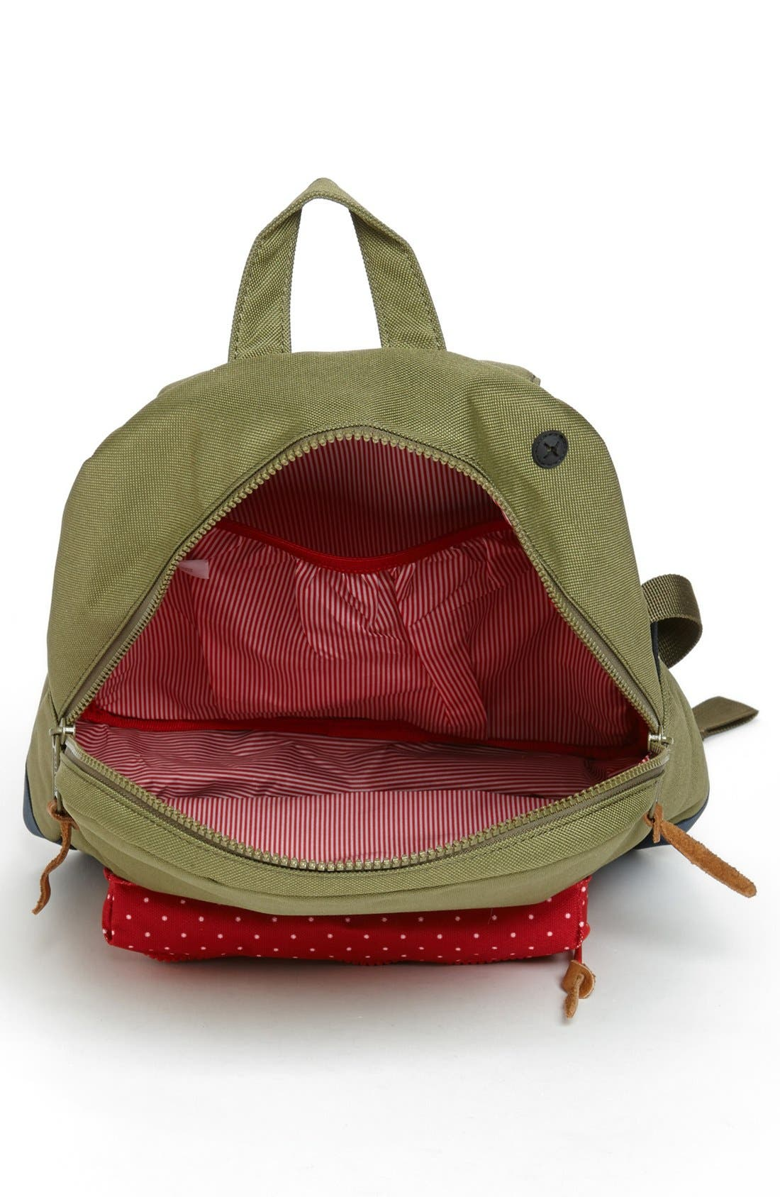 Alternate Image 3  - Herschel Supply Co. 'Settlement' Backpack (Girls)