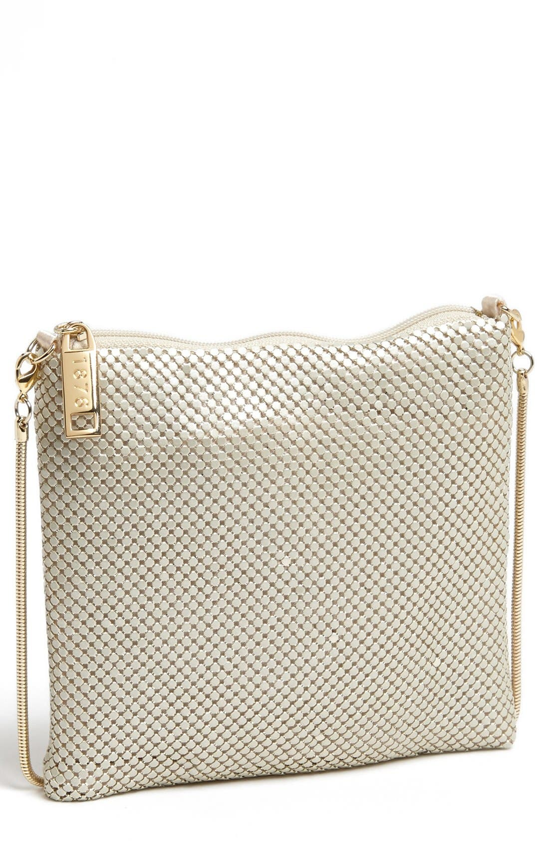 Alternate Image 1 Selected - Whiting & Davis Clutch