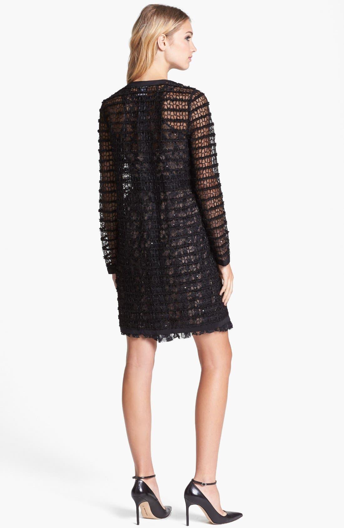 Alternate Image 2  - Milly Lace Coat