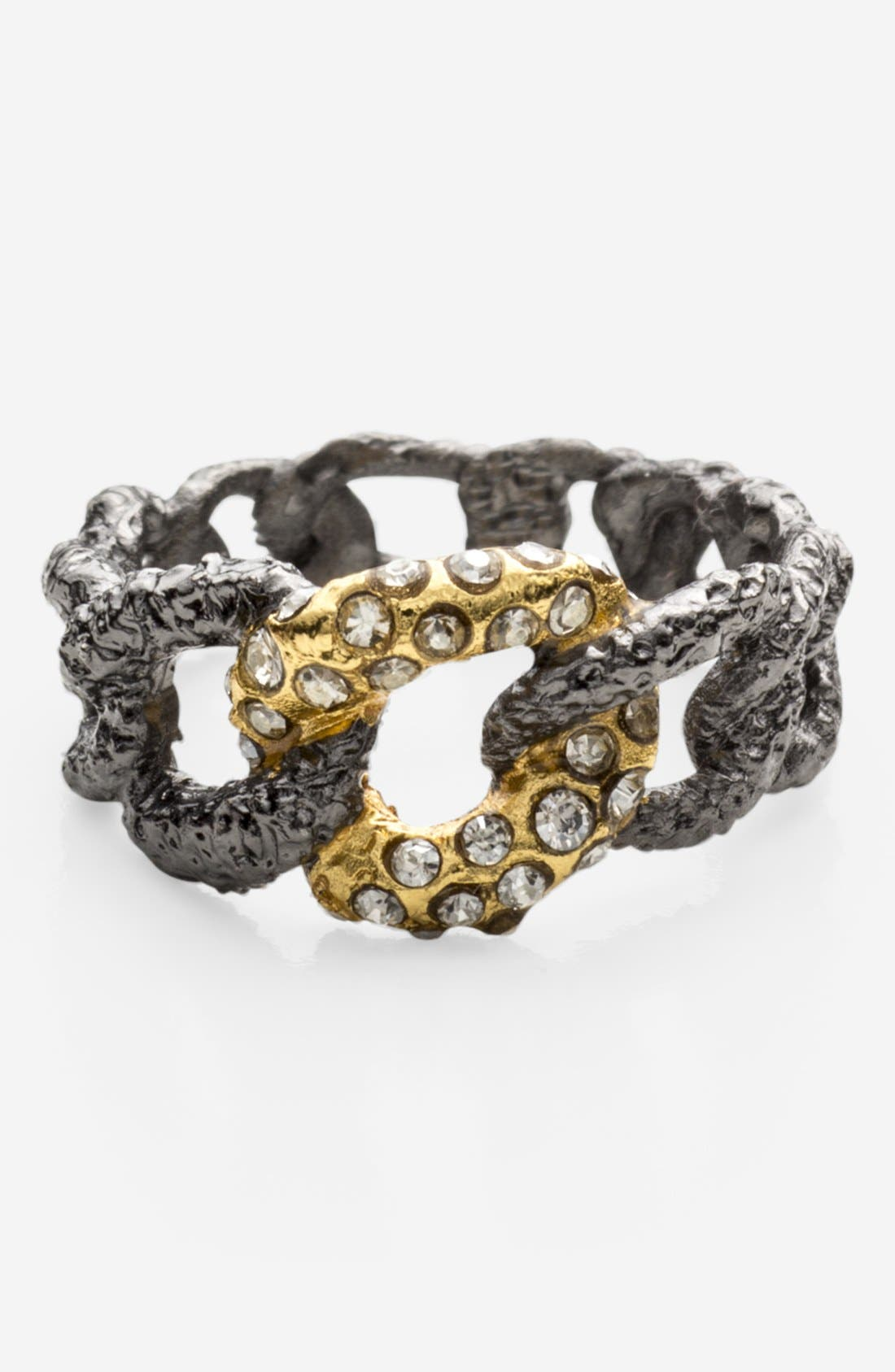 Alternate Image 3  - Alexis Bittar 'Elements - Jardin de Papillon' Chain Link Ring