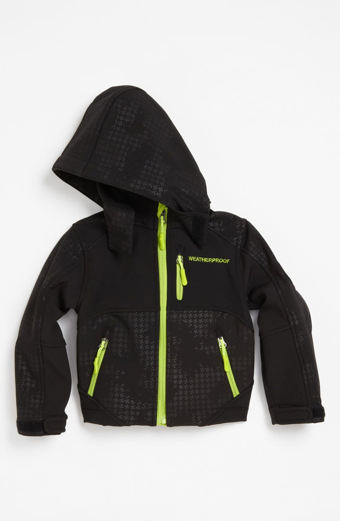Alternate Image 1 Selected - Weatherproof® Shell Jacket (Toddler Boys)