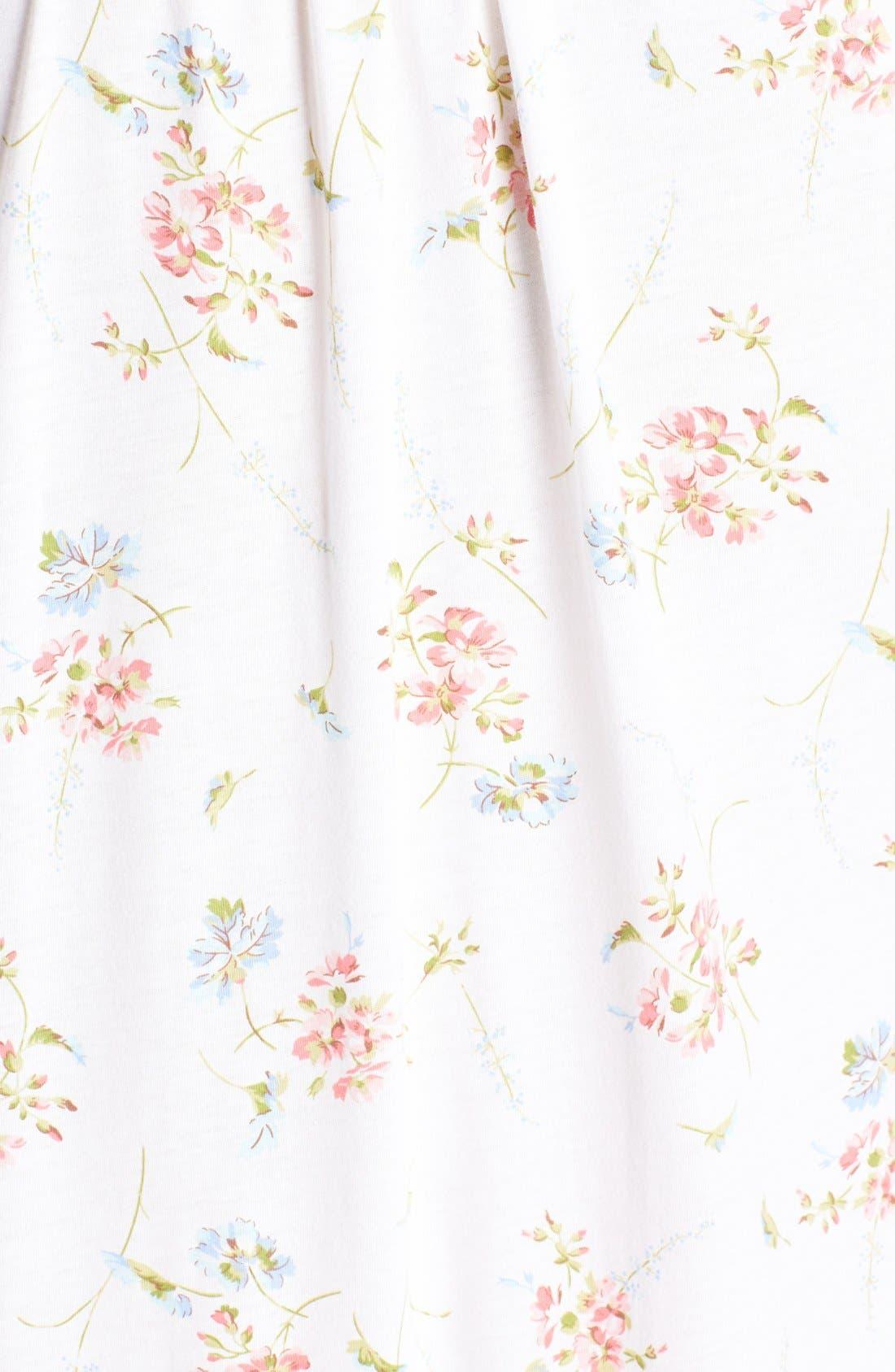 Alternate Image 3  - Carole Hochman Designs 'Garden Delights' Nightgown (Plus Size)