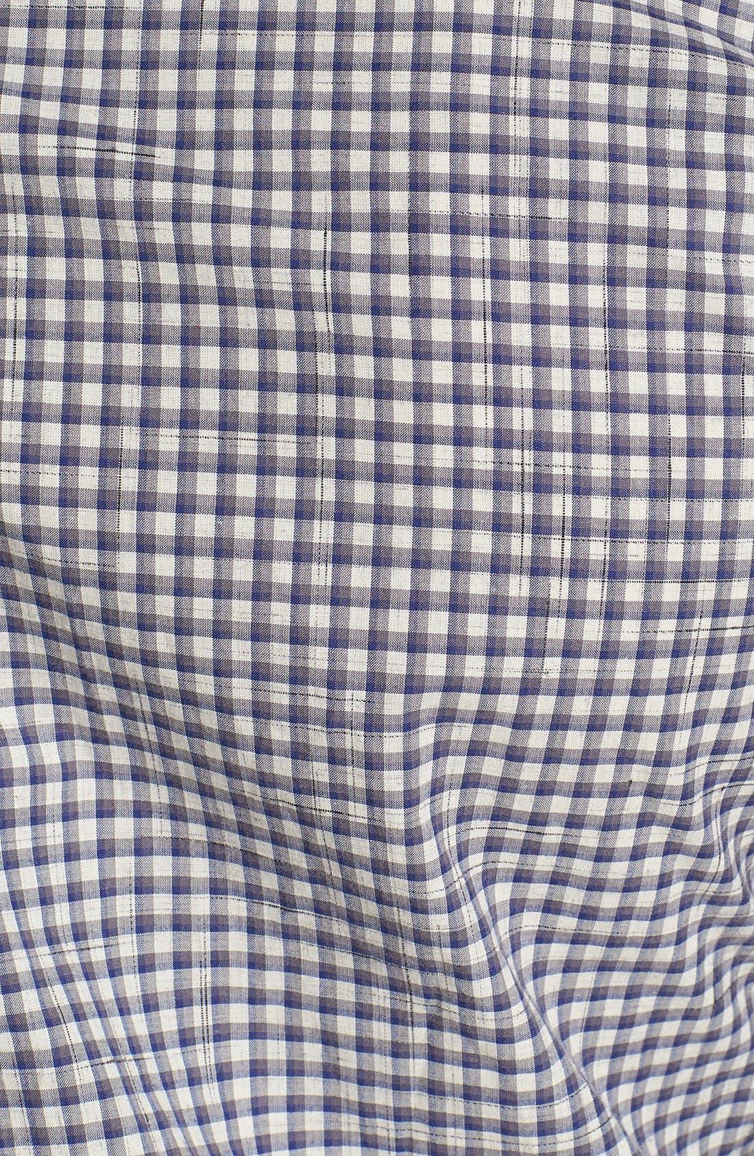 Alternate Image 3  - Billy Reid 'John T' Check Shirt