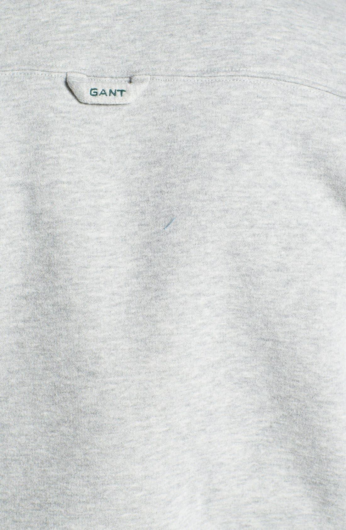 Alternate Image 3  - Gant by Michael Bastian Half-Zip Pullover Sweatshirt
