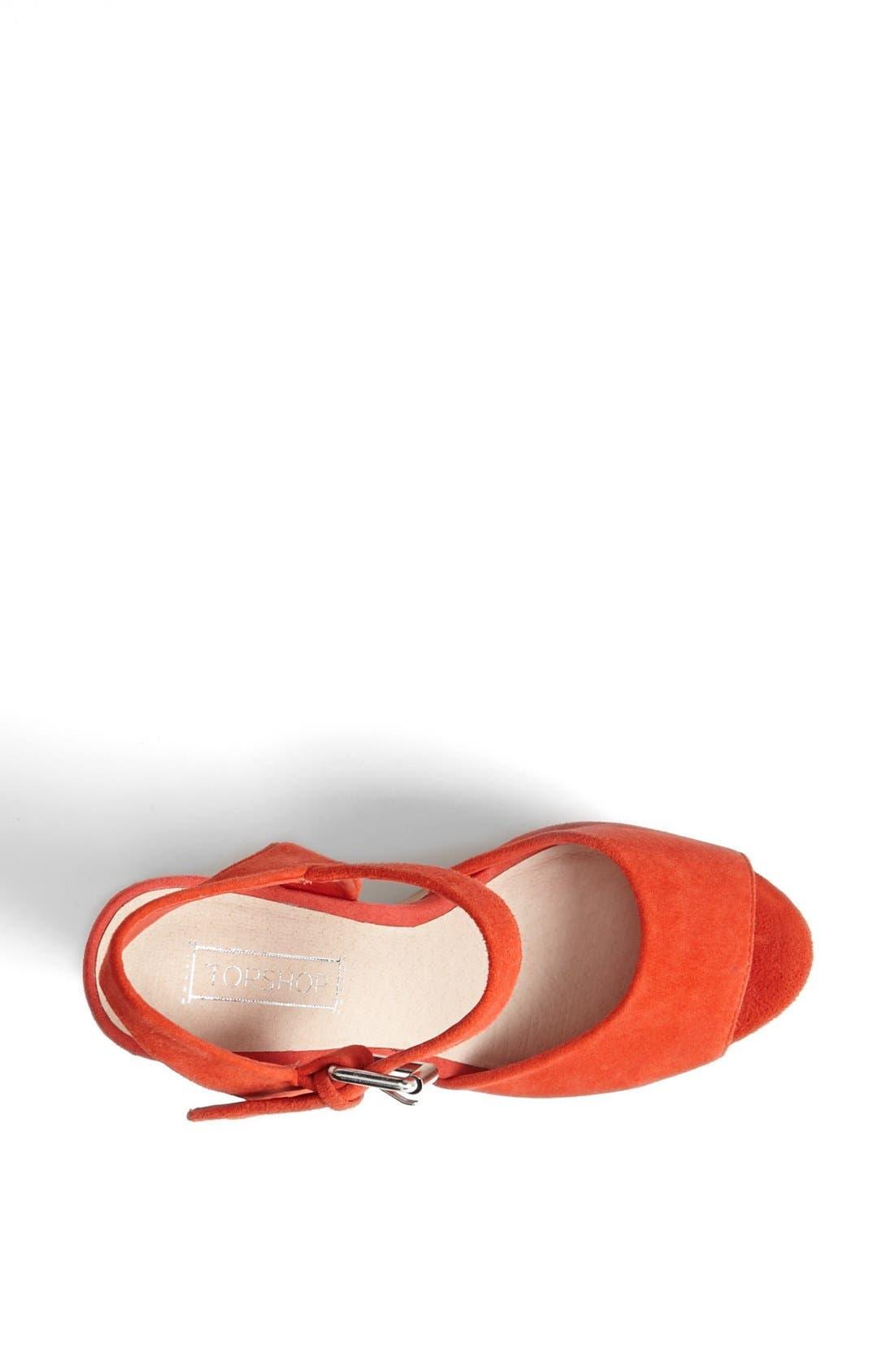 Alternate Image 3  - Topshop 'Lassie' Platform Sandal