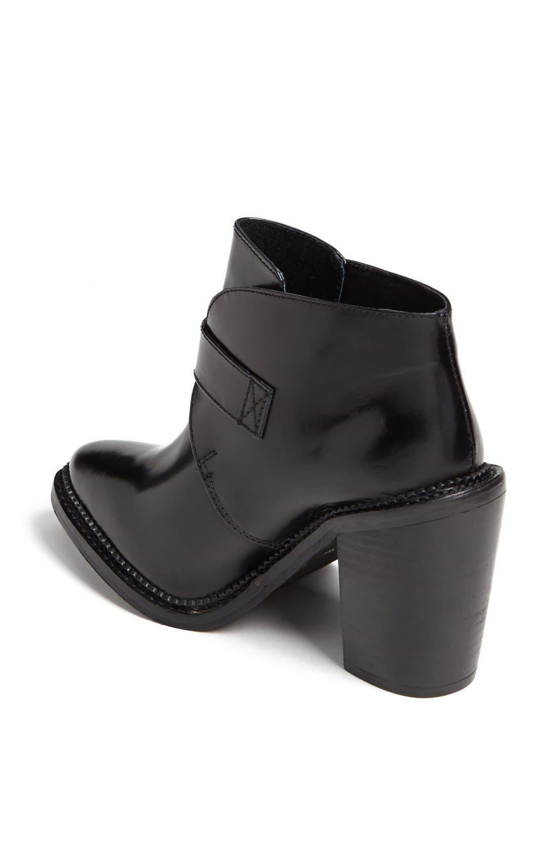 Alternate Image 2  - Topshop 'Aleta' Monk Strap Boot