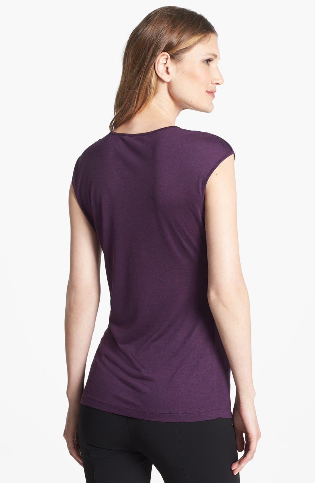 Alternate Image 2  - NIC+ZOE Drape Neck Top