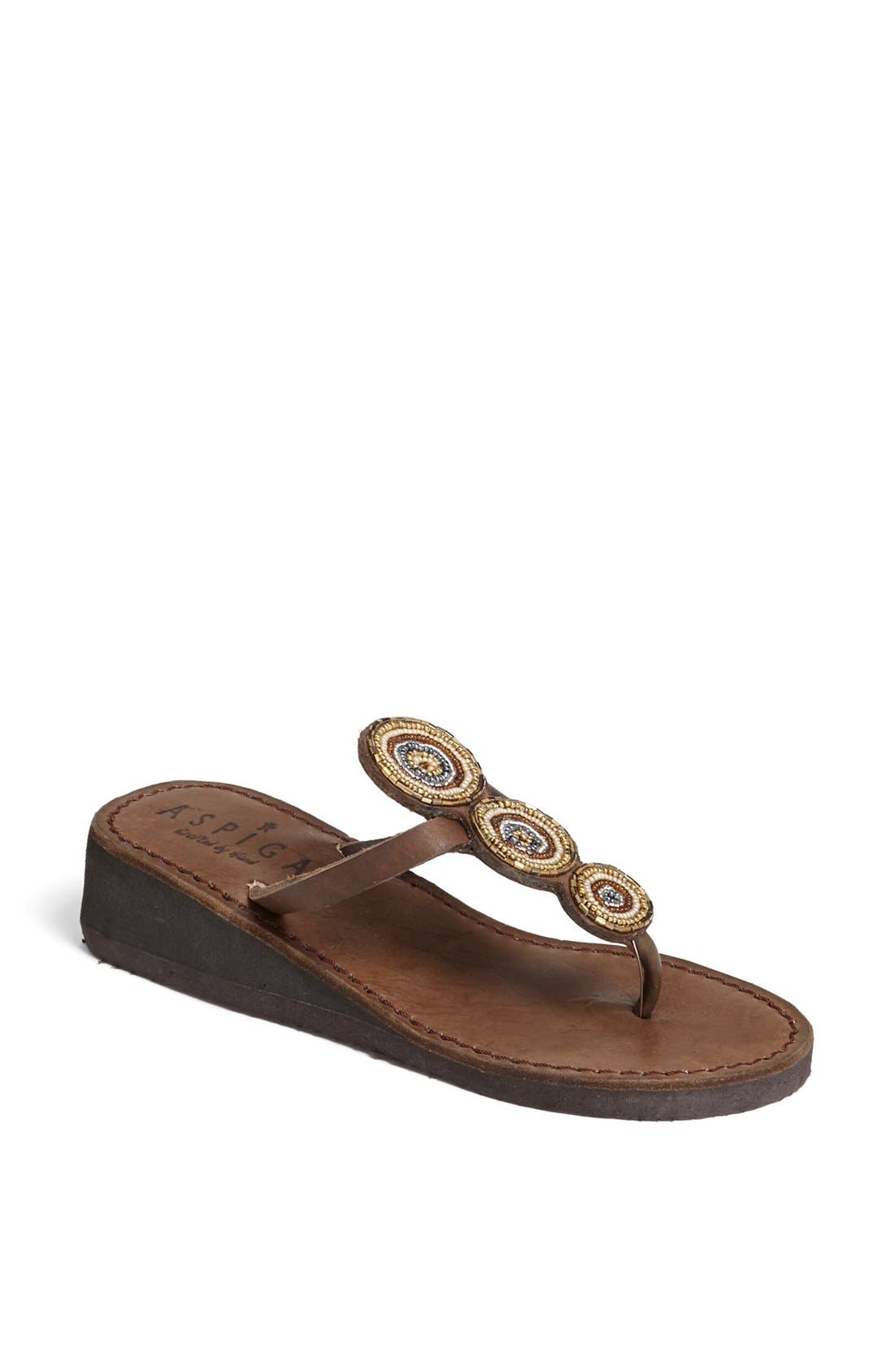 Alternate Image 1 Selected - Aspiga 'Neema' Sandal