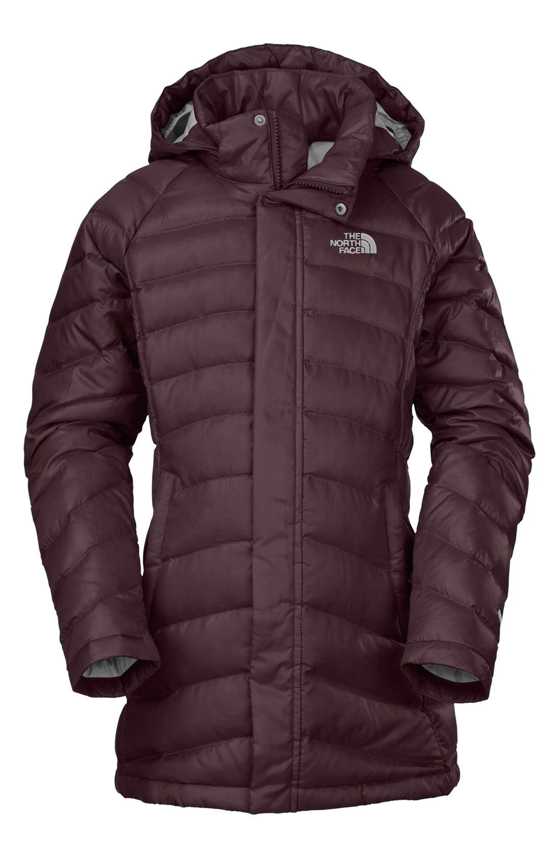 The North Face Transit Down Jacket Little Girls Amp Big