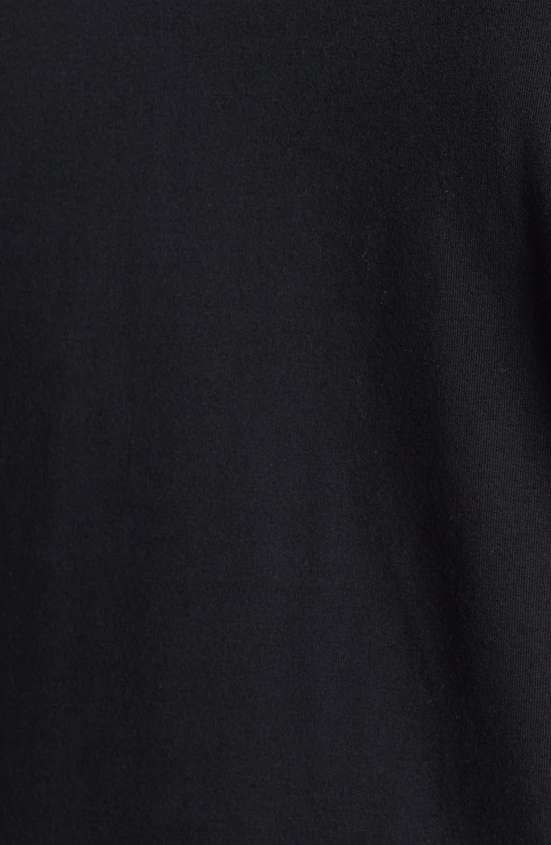 Alternate Image 3  - Sejour Studded Moto Jacket (Plus Size)