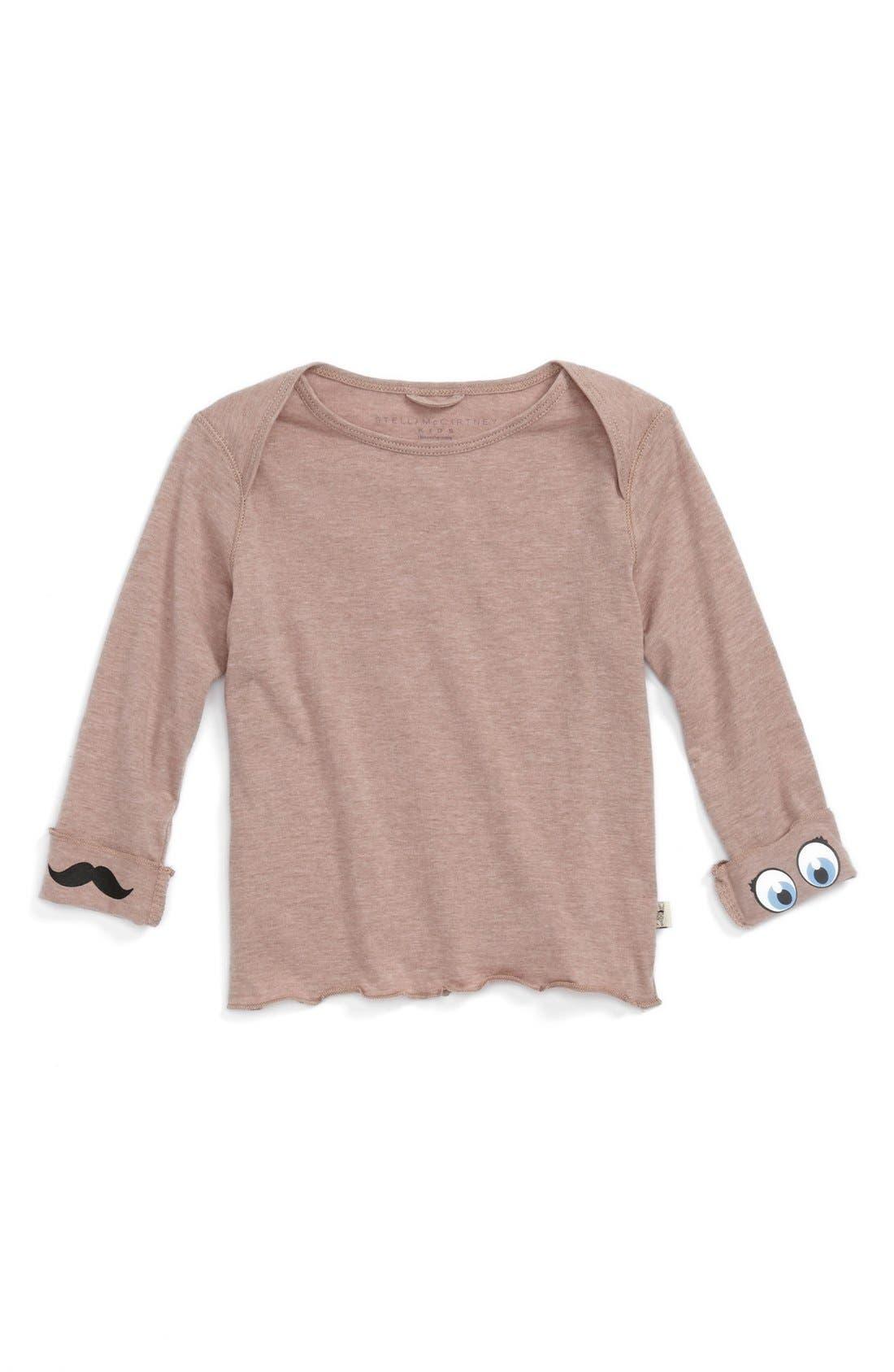 Alternate Image 1 Selected - Stella McCartney Kids 'Buster' T-Shirt (Baby Girls)