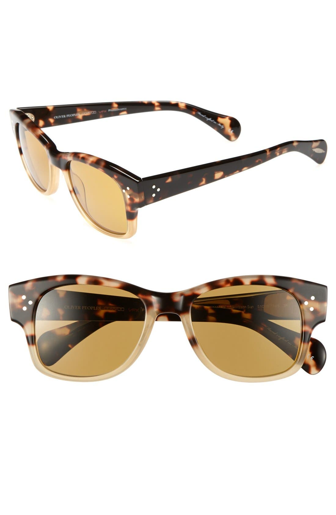 Main Image - Oliver Peoples 'Jannsson' 51mm Sunglasses