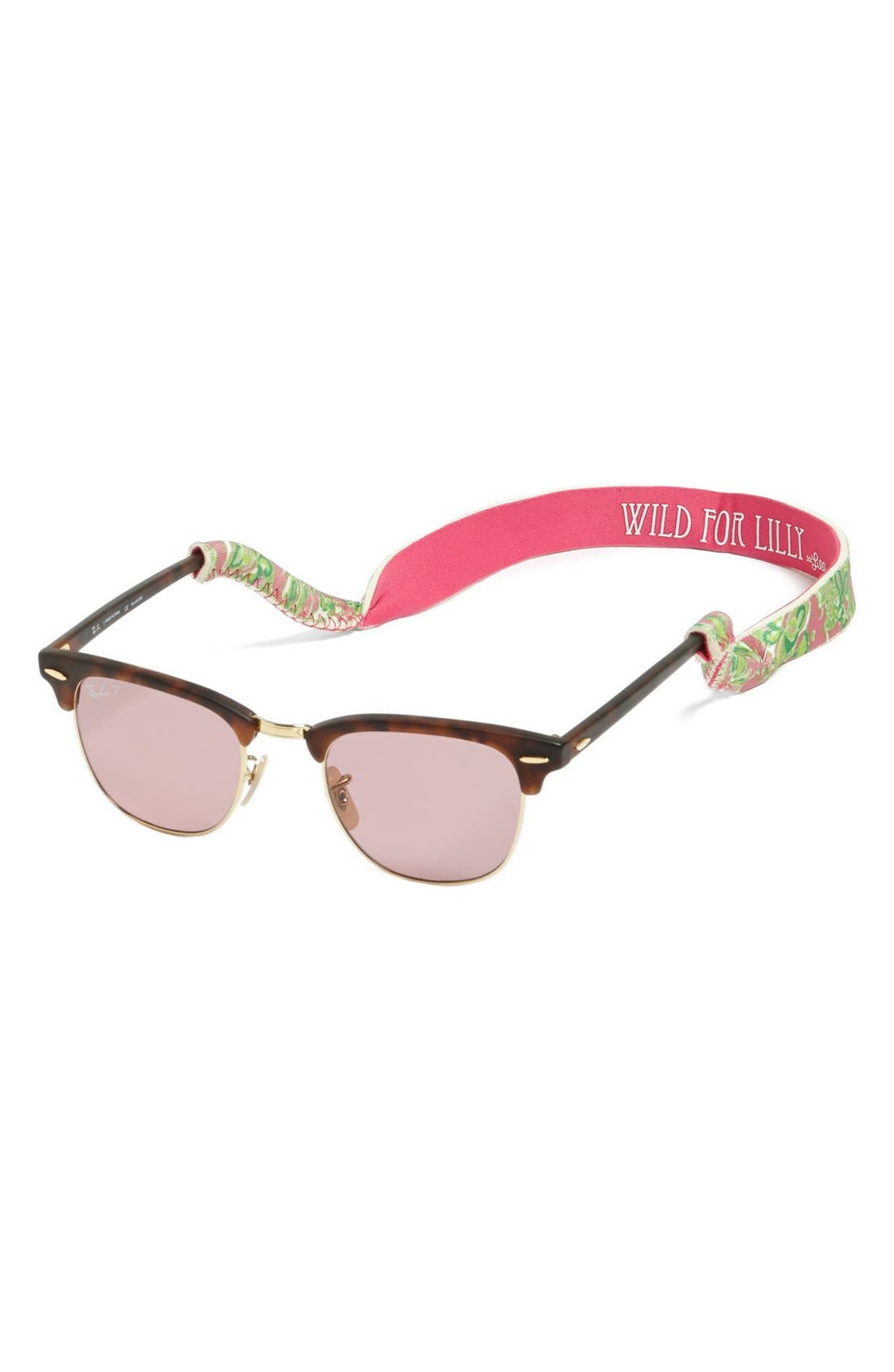 Alternate Image 1 Selected - Lilly Pulitzer® 'Chin Chin' Sunglasses Strap