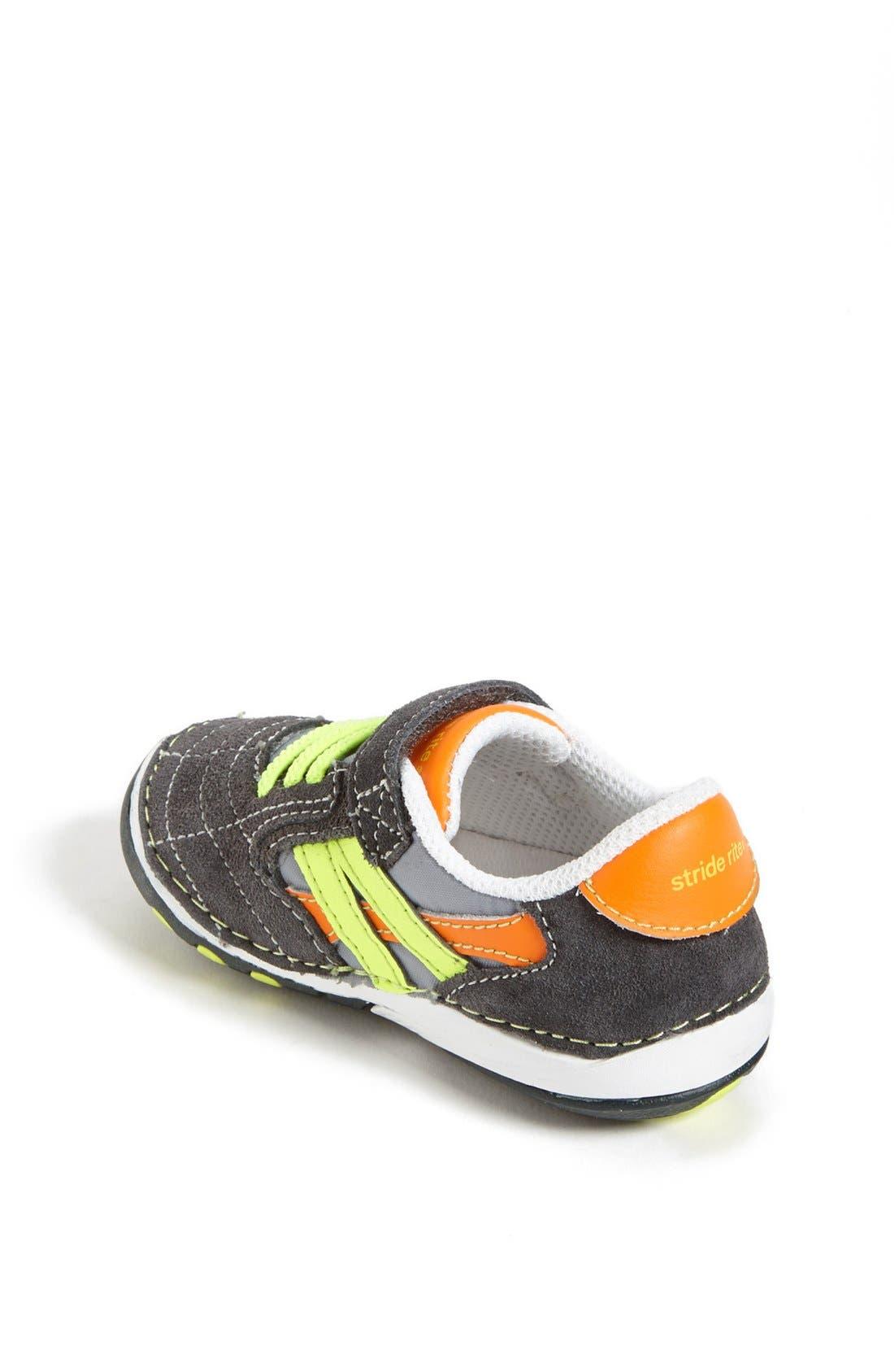 Alternate Image 2  - Stride Rite 'Jason' Sneaker (Baby & Walker)