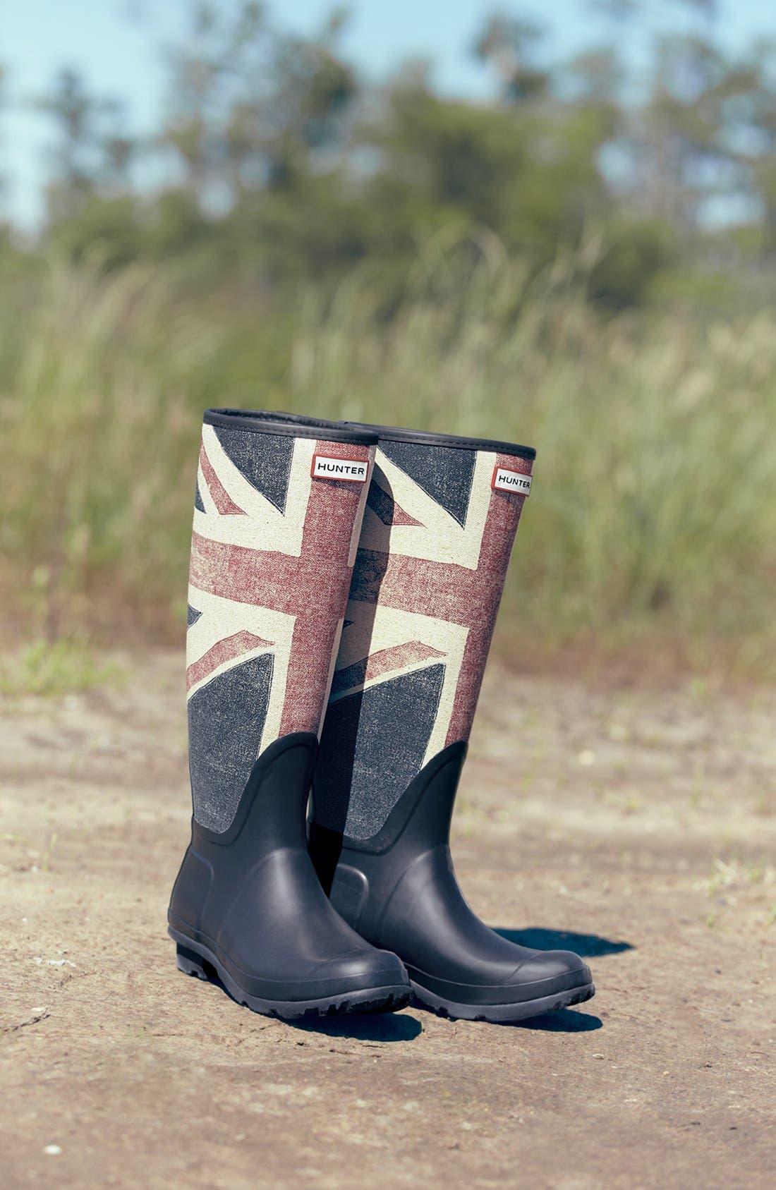 Alternate Image 5  - Hunter 'Original British' Rain Boot (Women)
