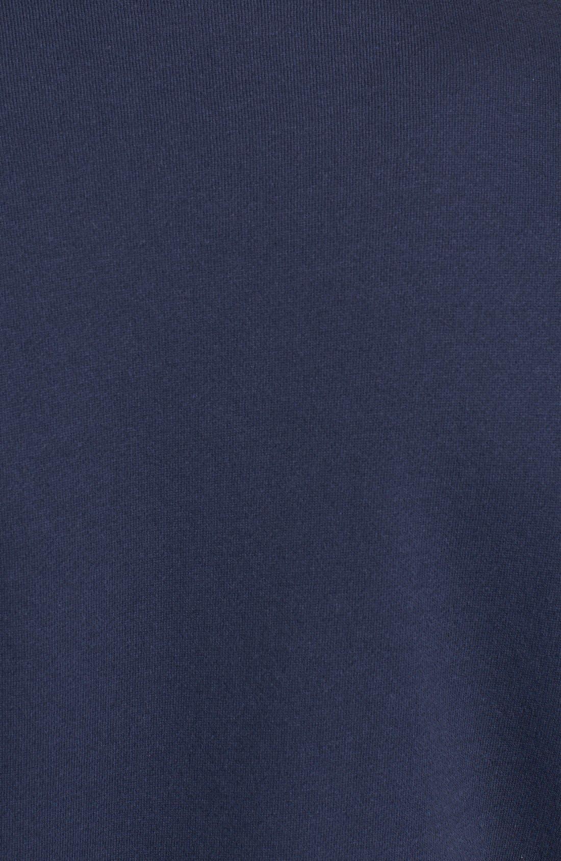 Alternate Image 3  - Obey 'Back Lot' Jersey Varsity Jacket