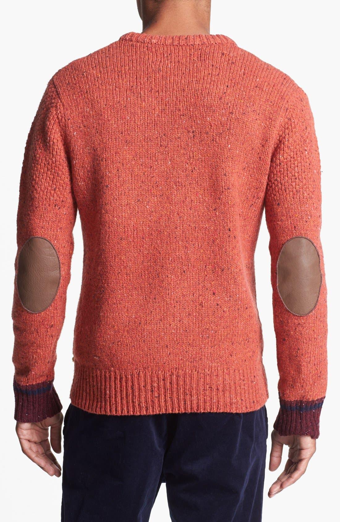 Alternate Image 2  - Scotch & Soda Crewneck Sweater
