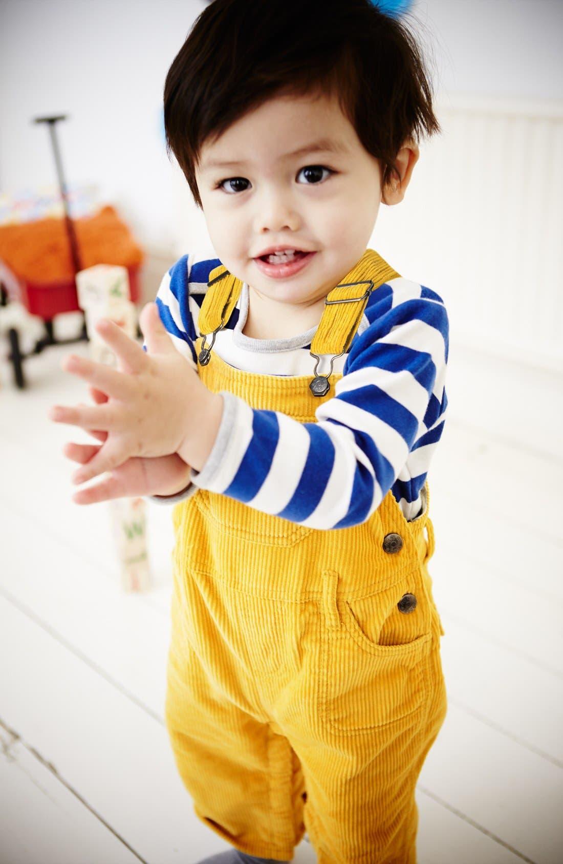 Alternate Image 2  - 'Stripy' T-Shirt (2-Pack) (Baby Boys)