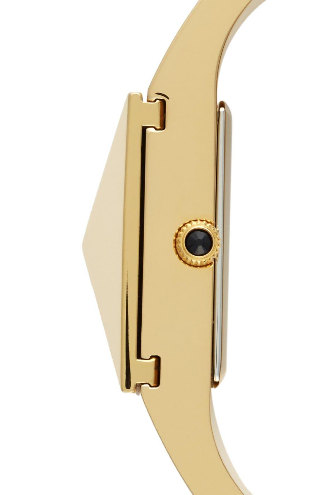 Alternate Image 4  - kate spade new york 'delacorte' bangle watch