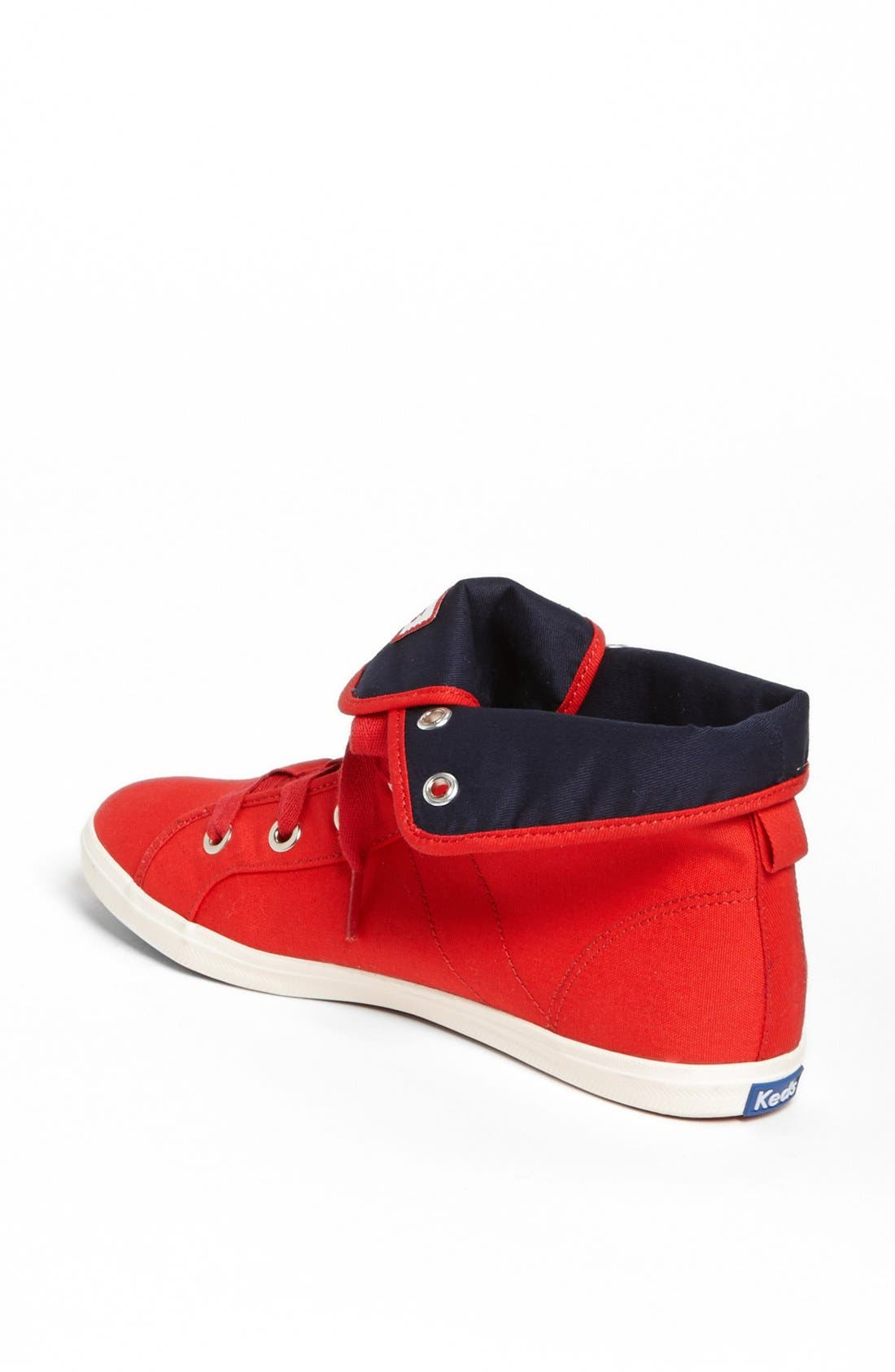 Alternate Image 2  - Keds® 'Rookie - Loop-De-Loop' High Top Sneaker (Women)