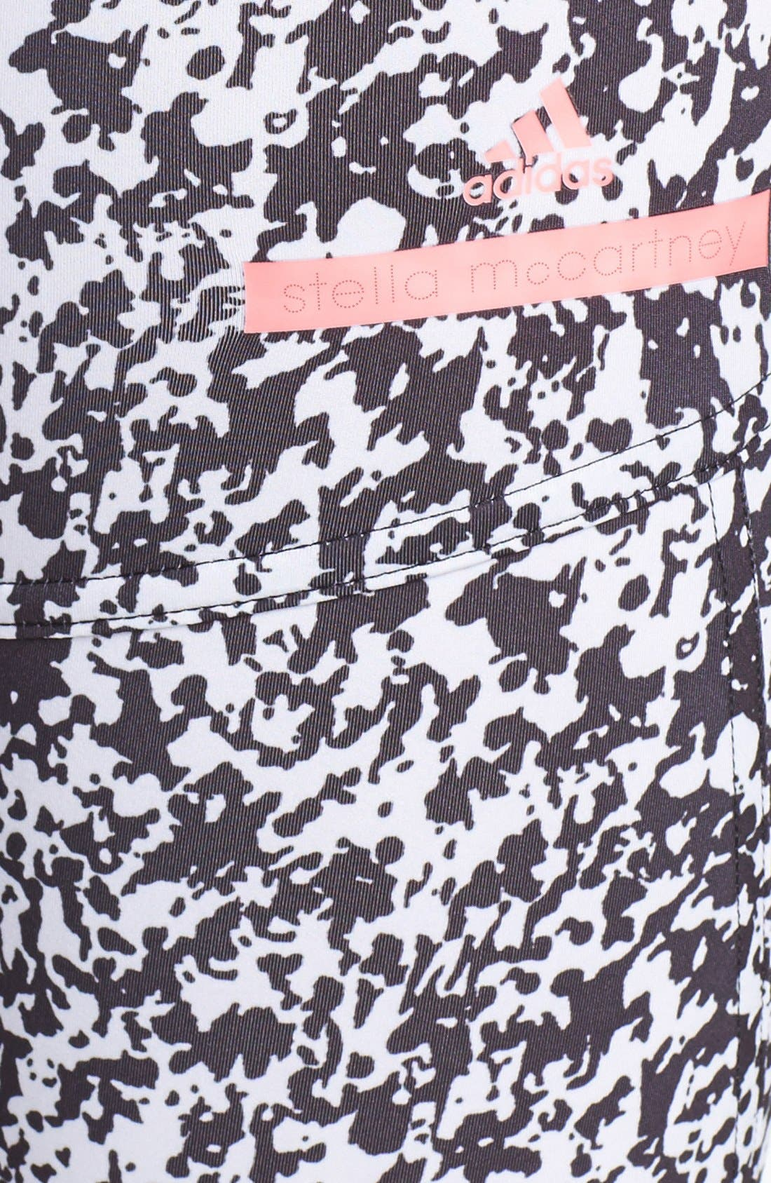 Alternate Image 5  - adidas by Stella McCartney 'Run' Three Quarter Length Pants