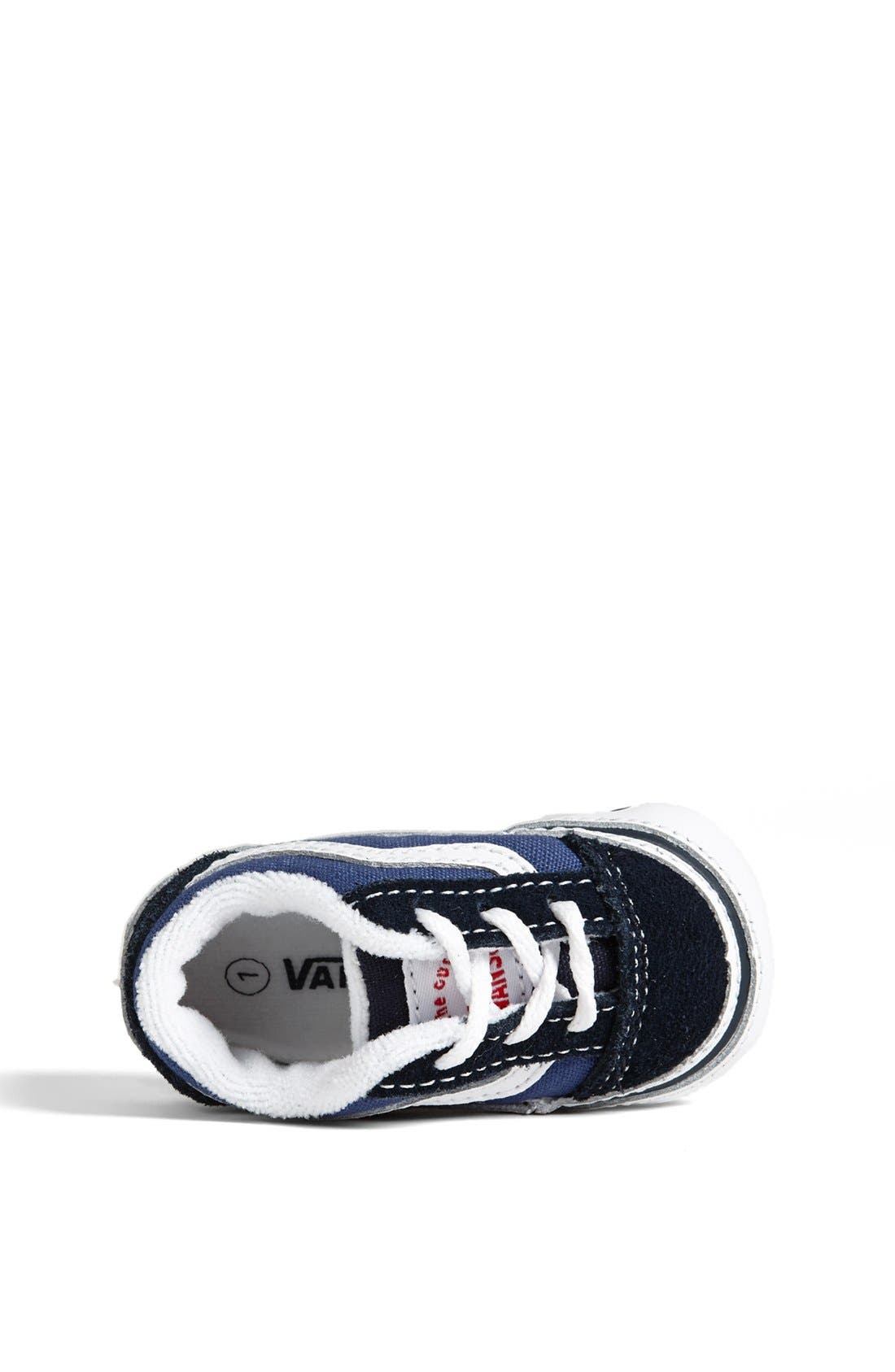 Alternate Image 3  - Vans 'Old Skool' Crib Shoe (Baby)