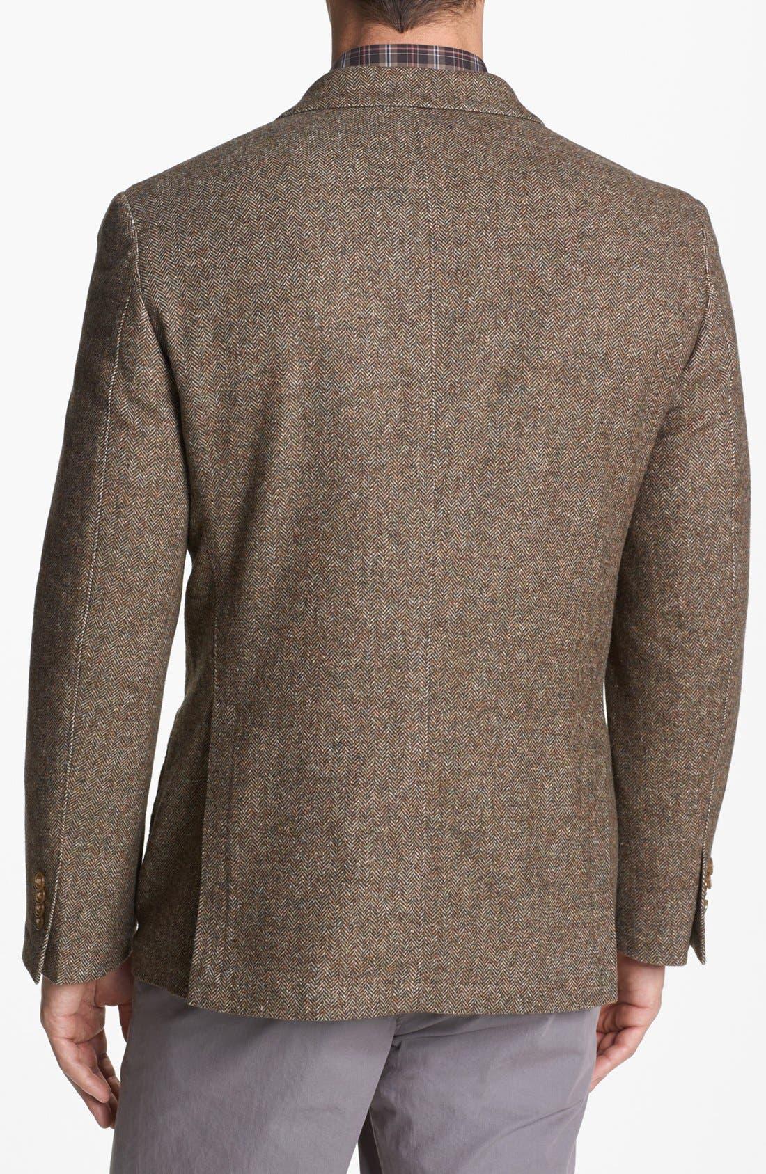 Alternate Image 3  - JKT New York 'Bond' Wool Blend Blazer