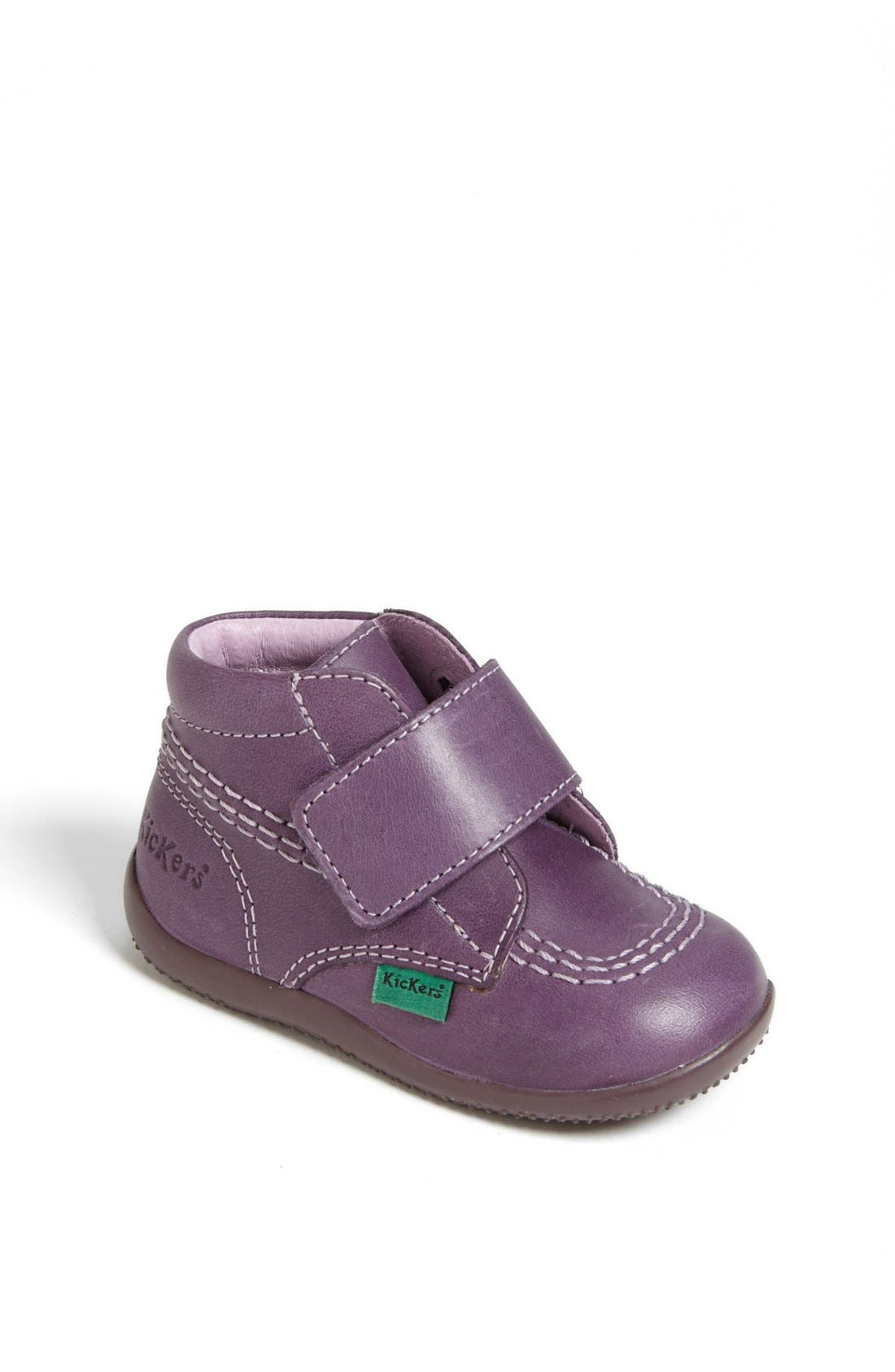 Alternate Image 1 Selected - Kickers 'Bilou 2' Boot (Baby, Walker & Toddler)